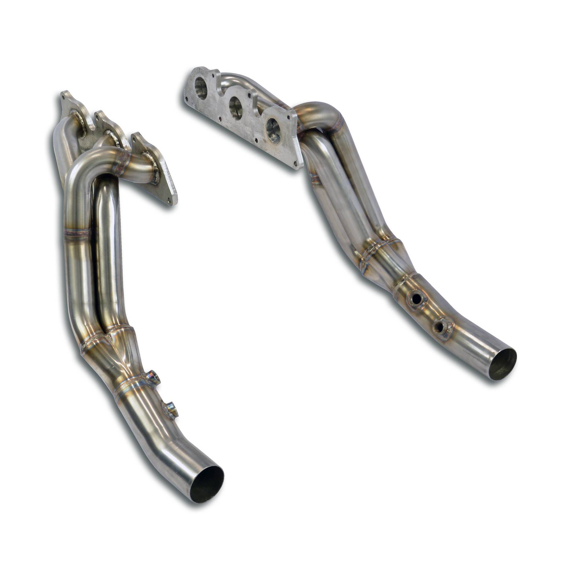 Mercedes - MERCEDES W204 C 350 CGI V6 (M272 3.5L - 292 Hp / 306 Hp) '08 ->'14 Headers kit<br>(Left Hand Drive model only), performance exhaust systems
