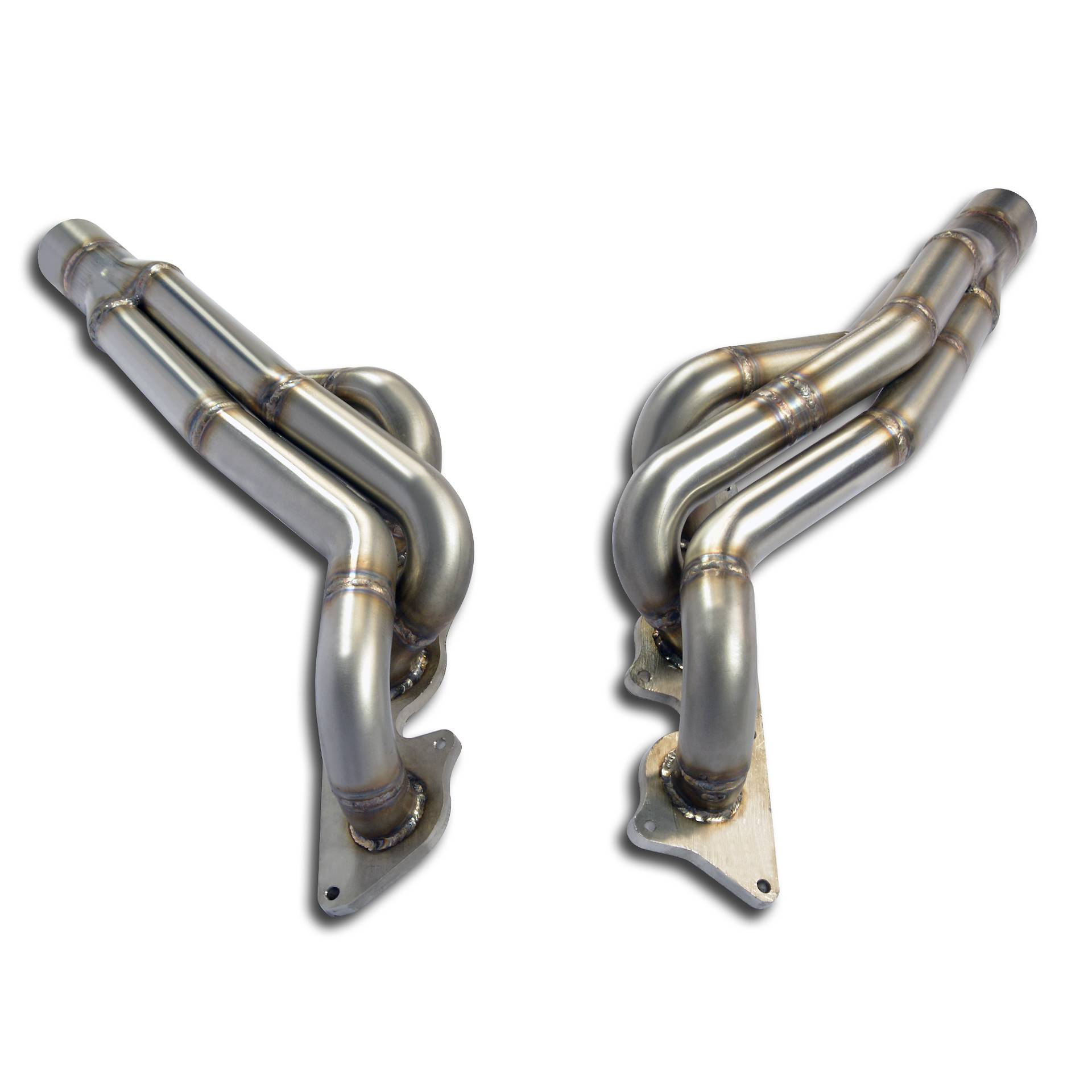 Mercedes - MERCEDES W221 S 350 4-Matic V6 (M272 - 272 Hp) '07 -> '13 Manifold Right - Left, performance exhaust systems
