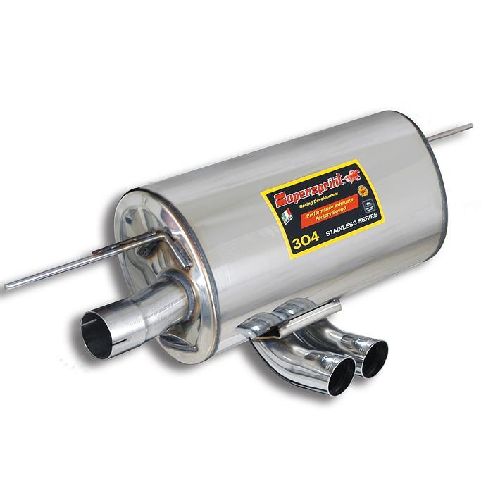 Supersprint Exhaust For LOTUS EXIGE S 260 '09 -> '11, 2019