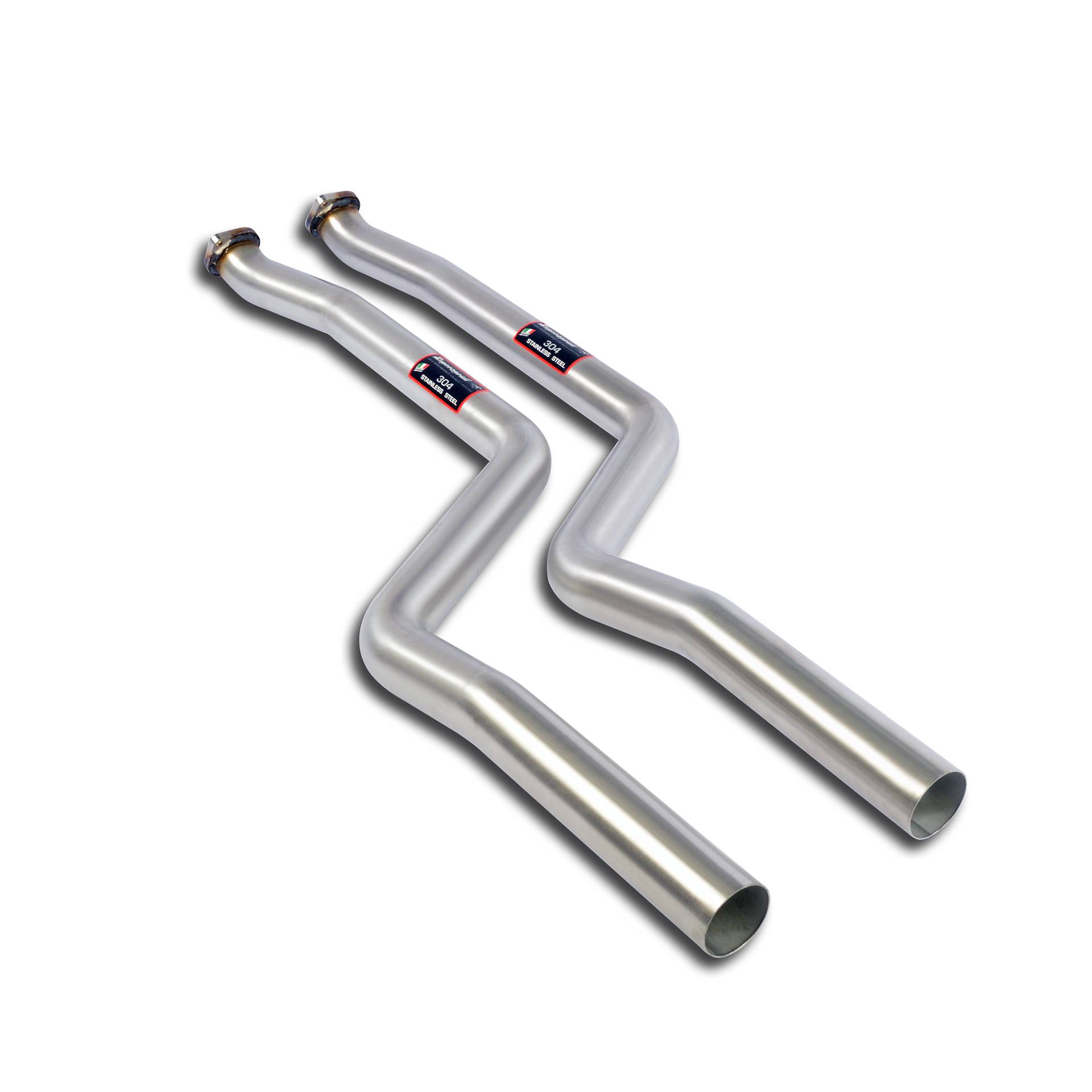 Alpina BMW - ALPINA B3 S (E92) 3.0i Bi-Turbo (400 Hp) 2010 -> 2013 Front pipes Kit Right + Left, performance exhaust systems