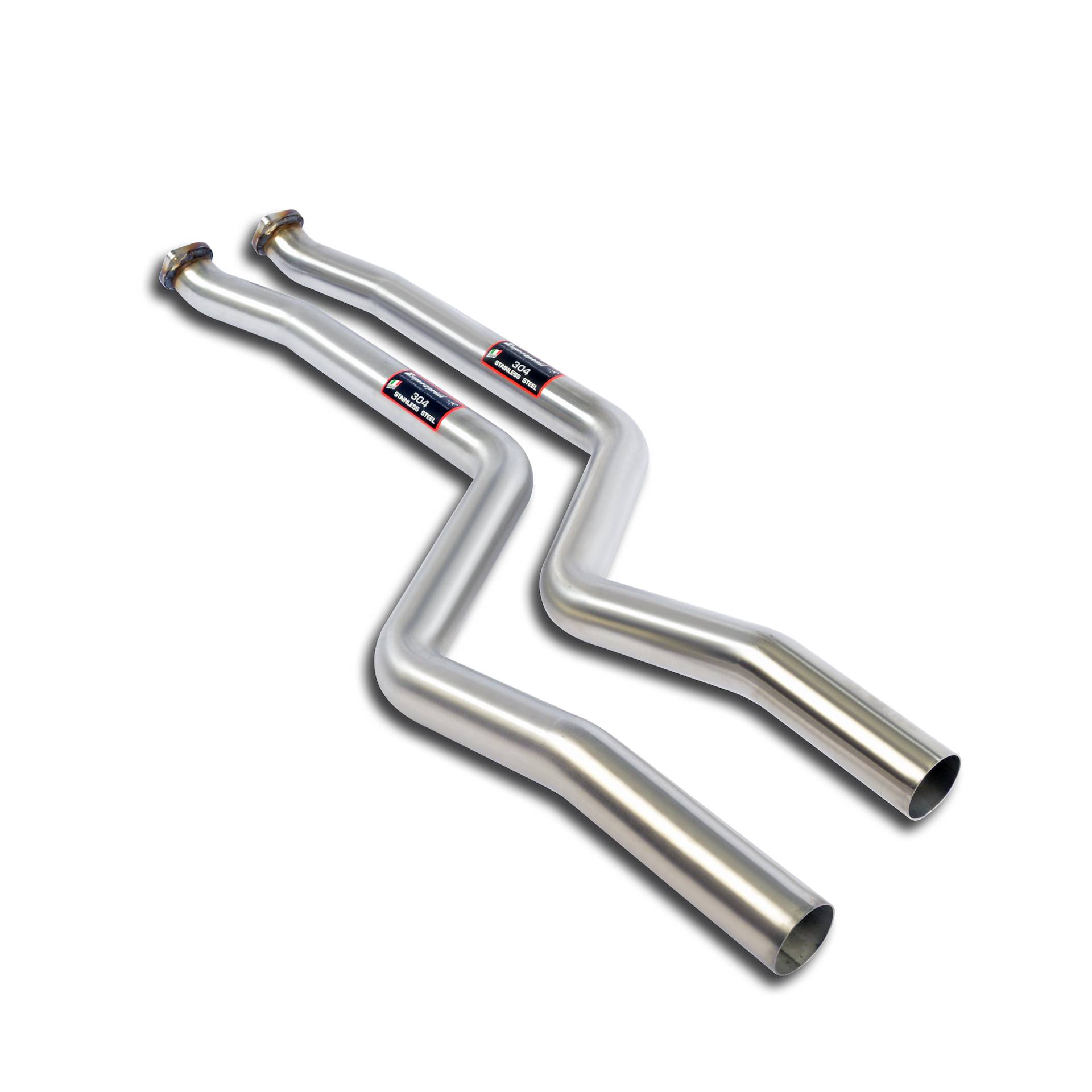 BMW - BMW E90 Sedan 328i / 328xi (USA version - N51 / N52N) 2006 -> 2008 Front pipes kit, performance exhaust systems