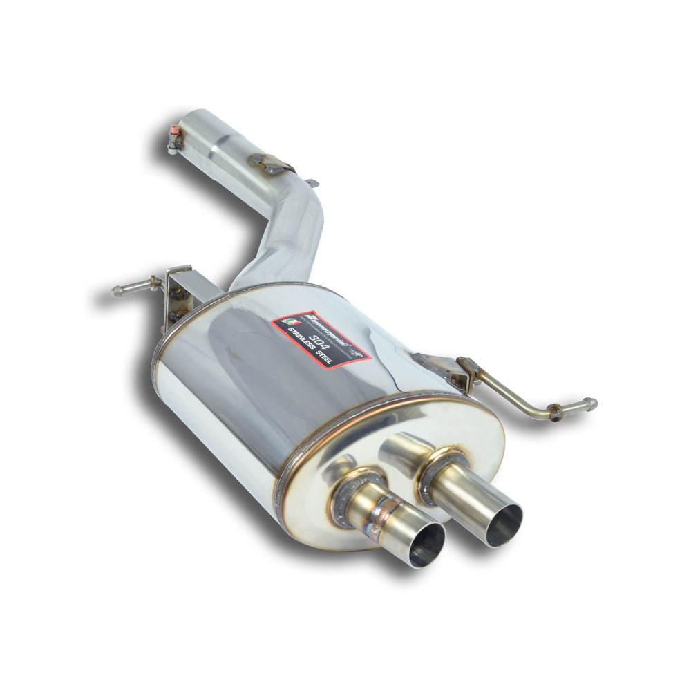 BMW - BMW F01 / F02 / F03 750i (N63B44TU Engine 443/450 Hp) 2012 -> Rear exhaust Left, performance exhaust systems