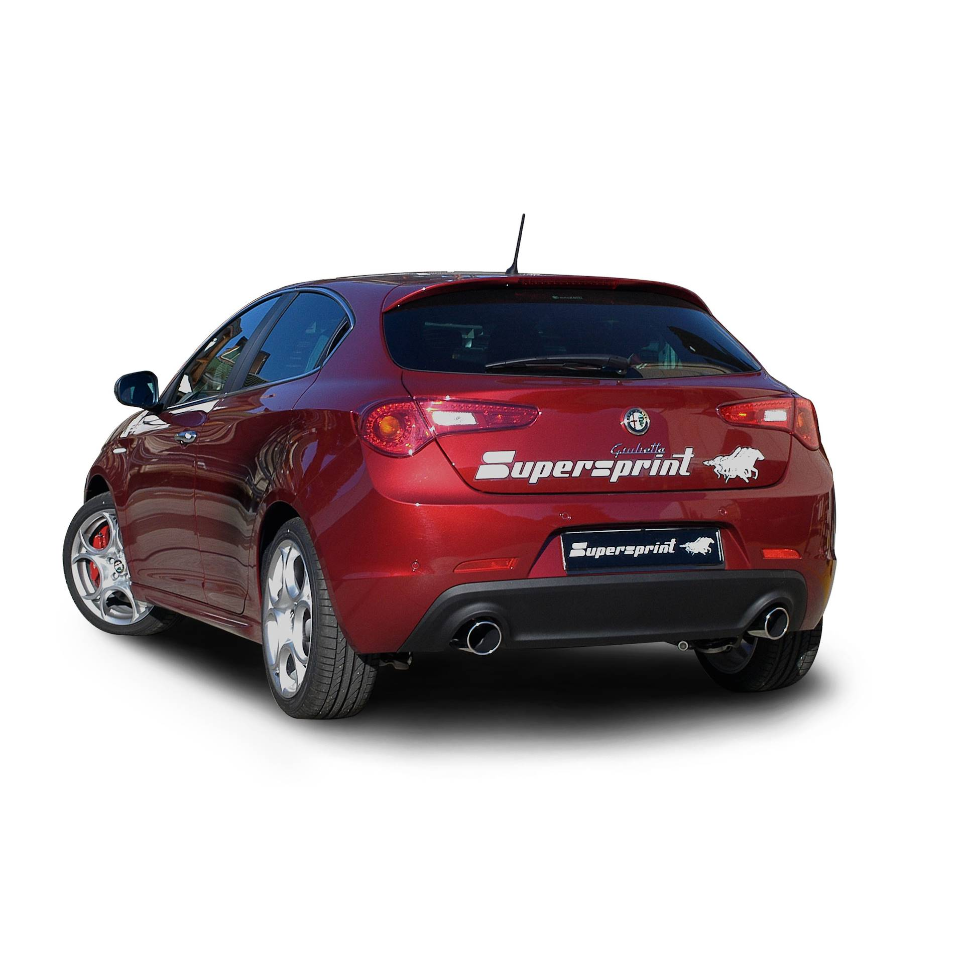 alfa romeo giulietta 1 6 jtdm 105 hp 2010 alfa romeo impianti di scarico. Black Bedroom Furniture Sets. Home Design Ideas