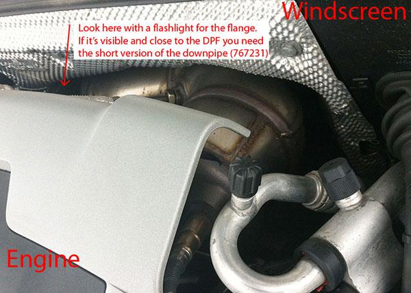 Fits Audi A4 B8 2.7 TDI Authentique imprimé bleu en-Ligne Filtre à carburant