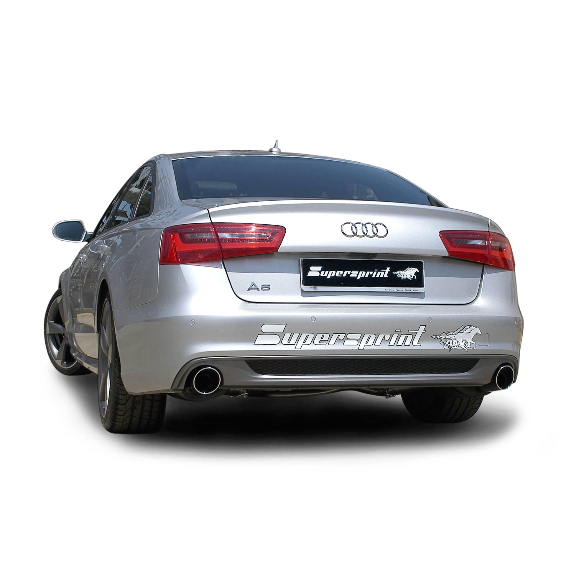 Supersprint fra Danspeed til Audi