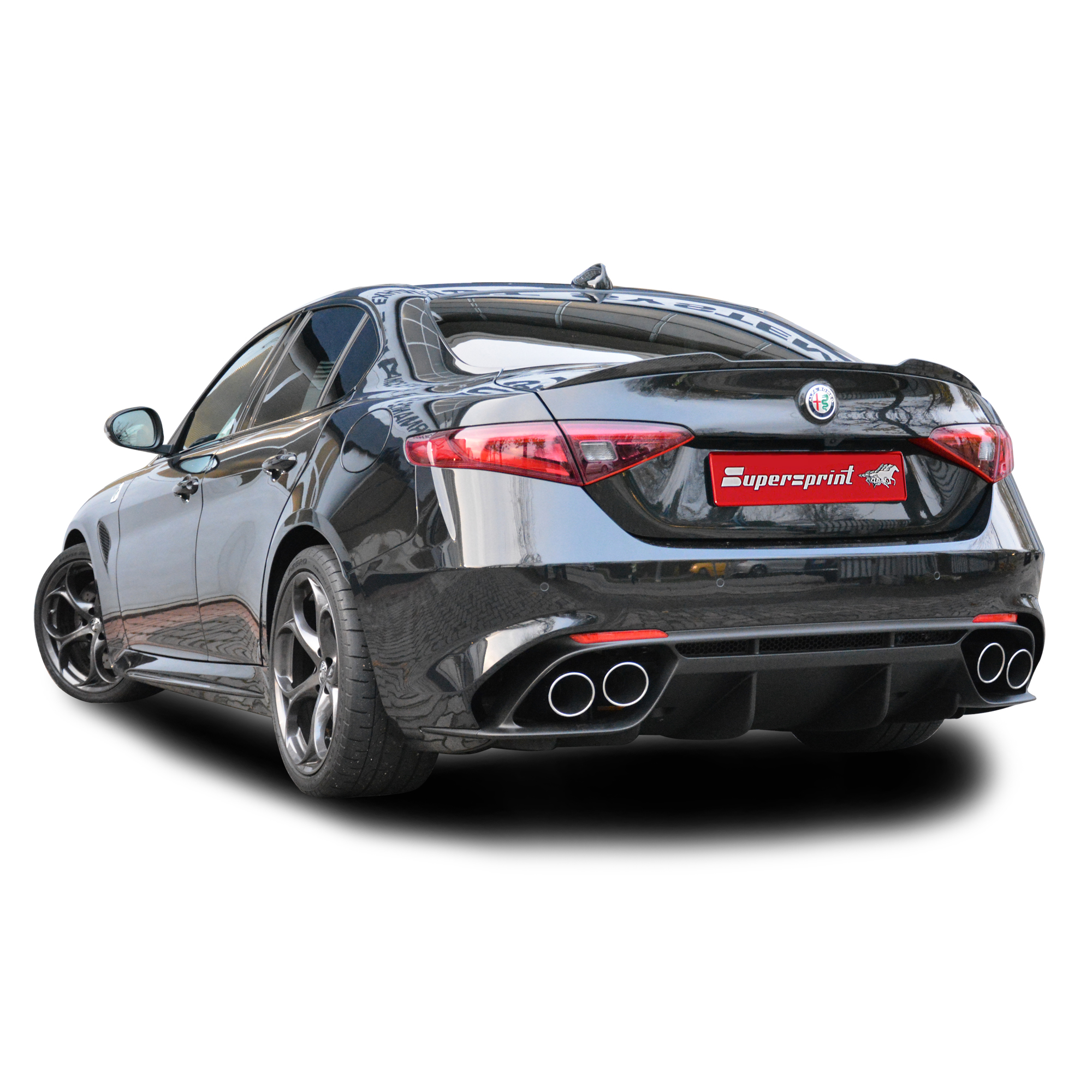 Performance Exhaust Systems, Performance Racing Exhaust