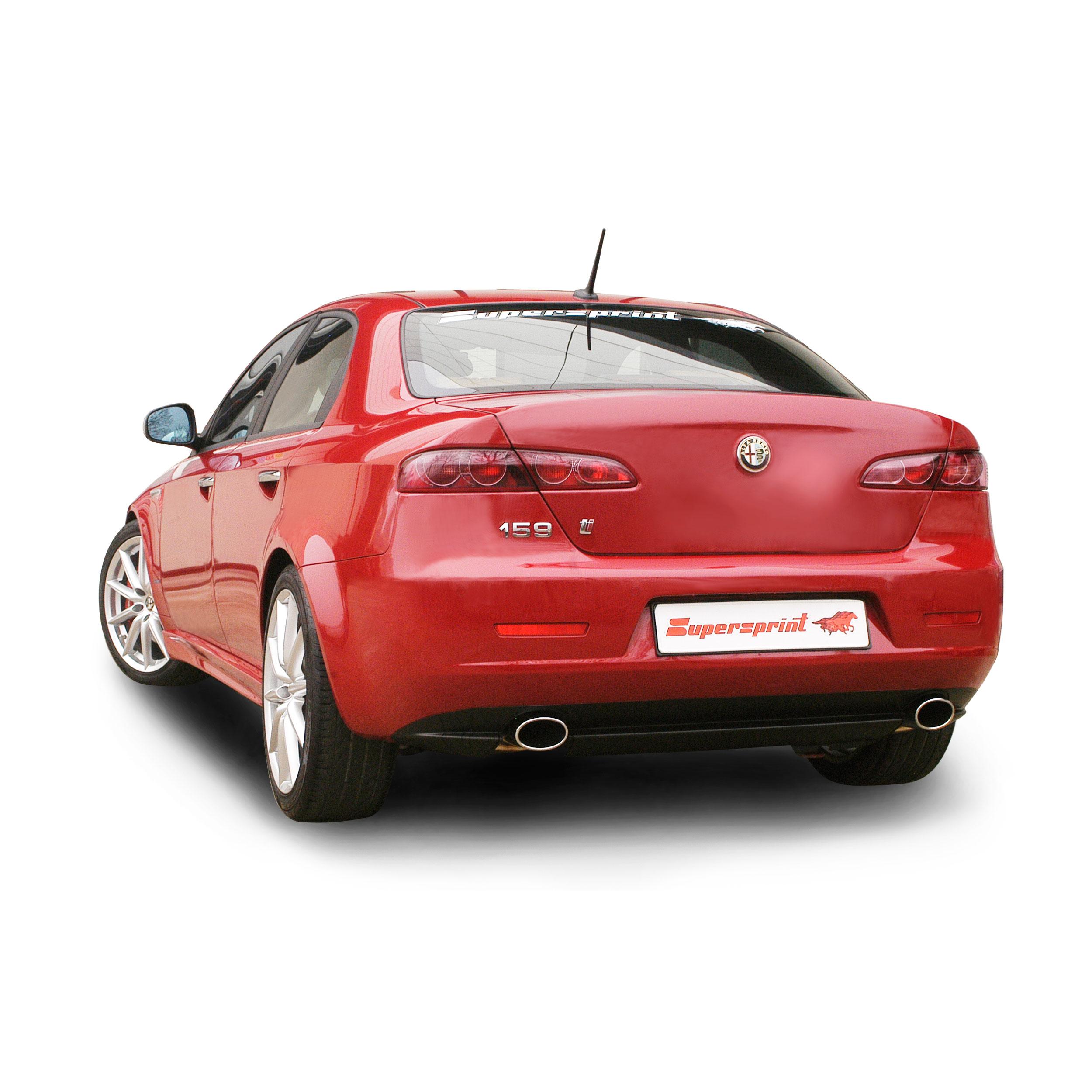 ALFA ROMEO 159 1750 TBi (200 Hp) 2009 -> 2011, Alfa Romeo