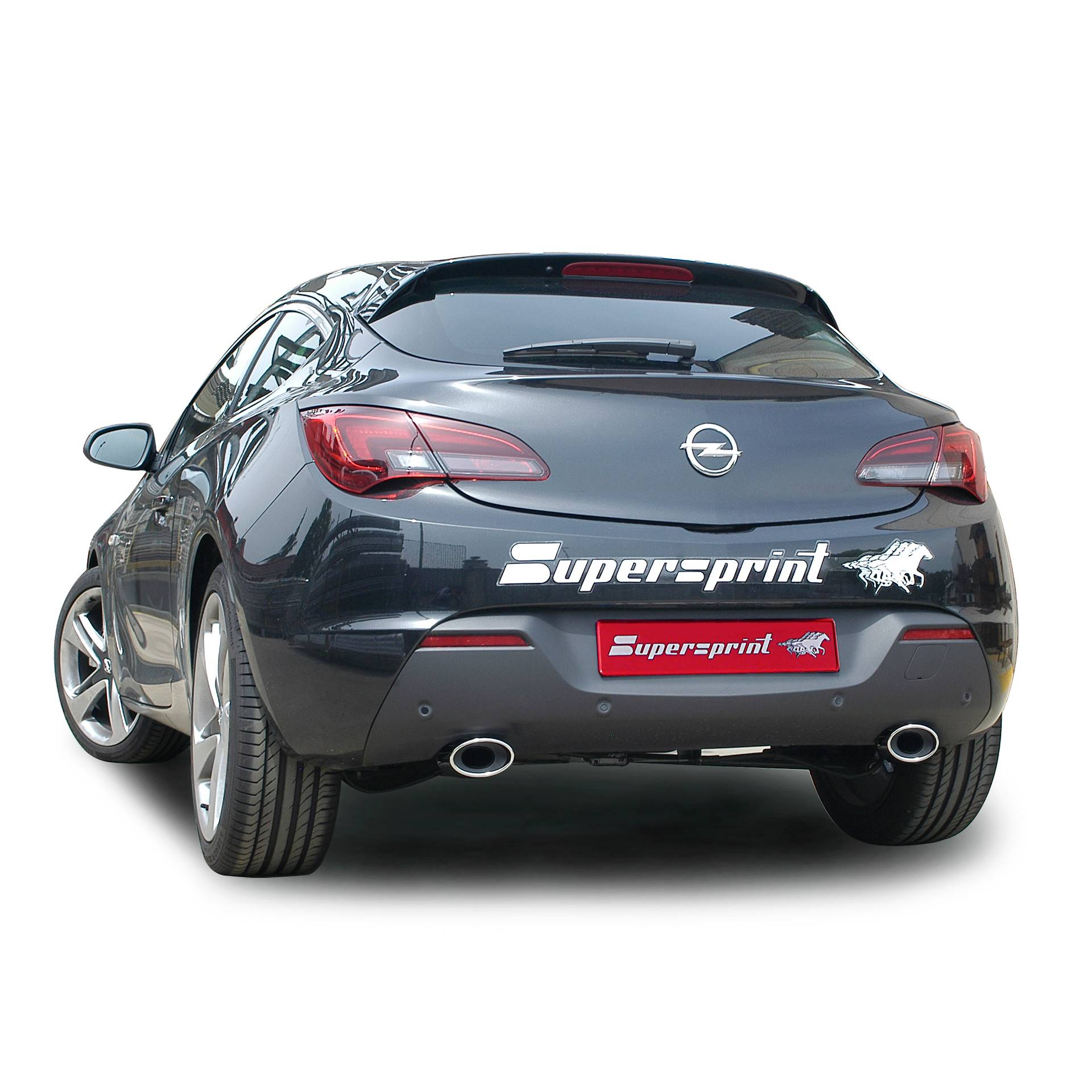 Opel - OPEL ASTRA J GTC 1.6i Turbo (180 PS) 2011 ->