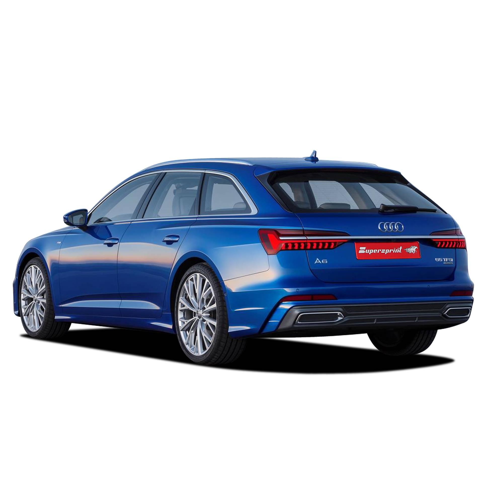 Audi A6 Avant Quattro 2019