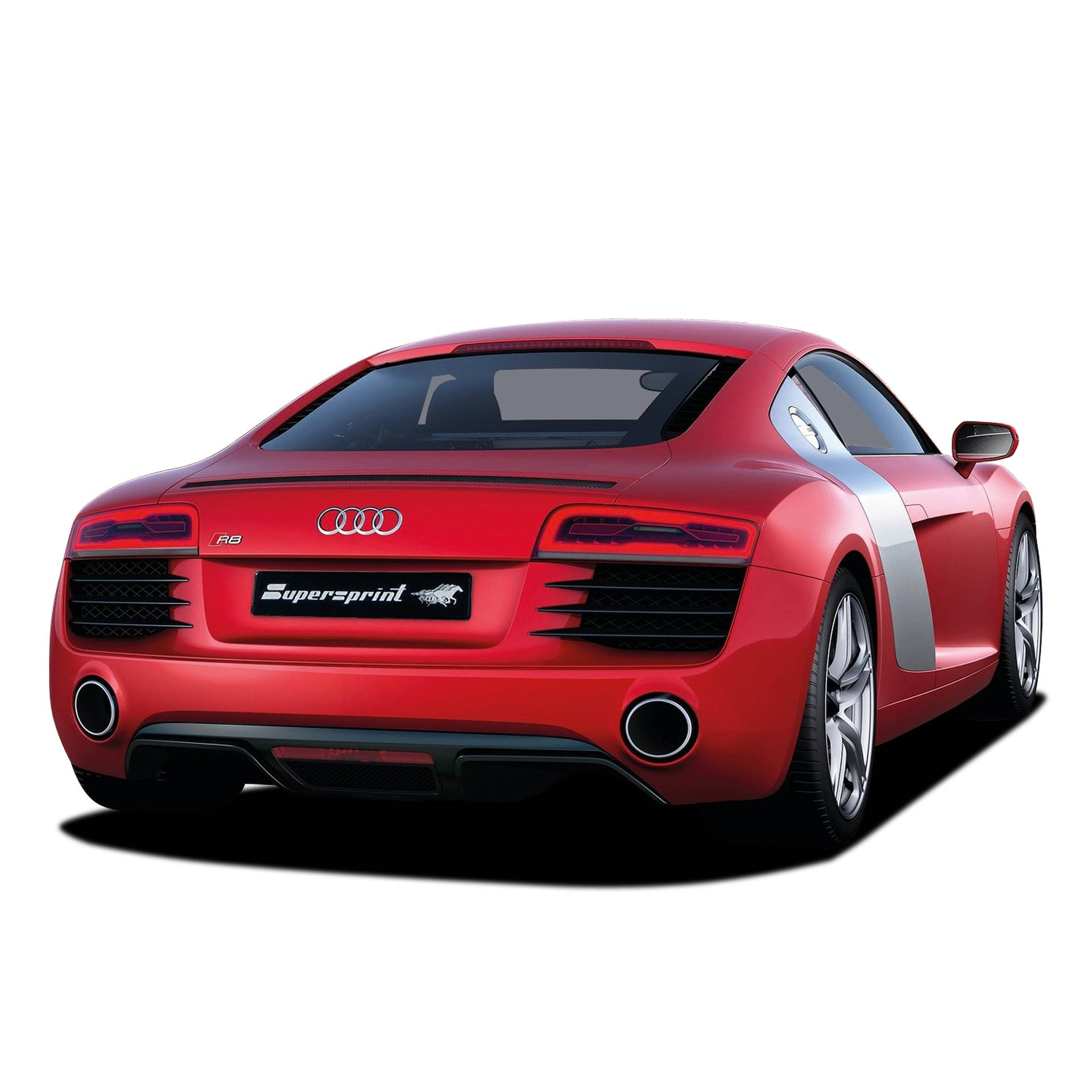 Performance Sport Exhaust For Audi R8 V8, AUDI R8 Coupé 4