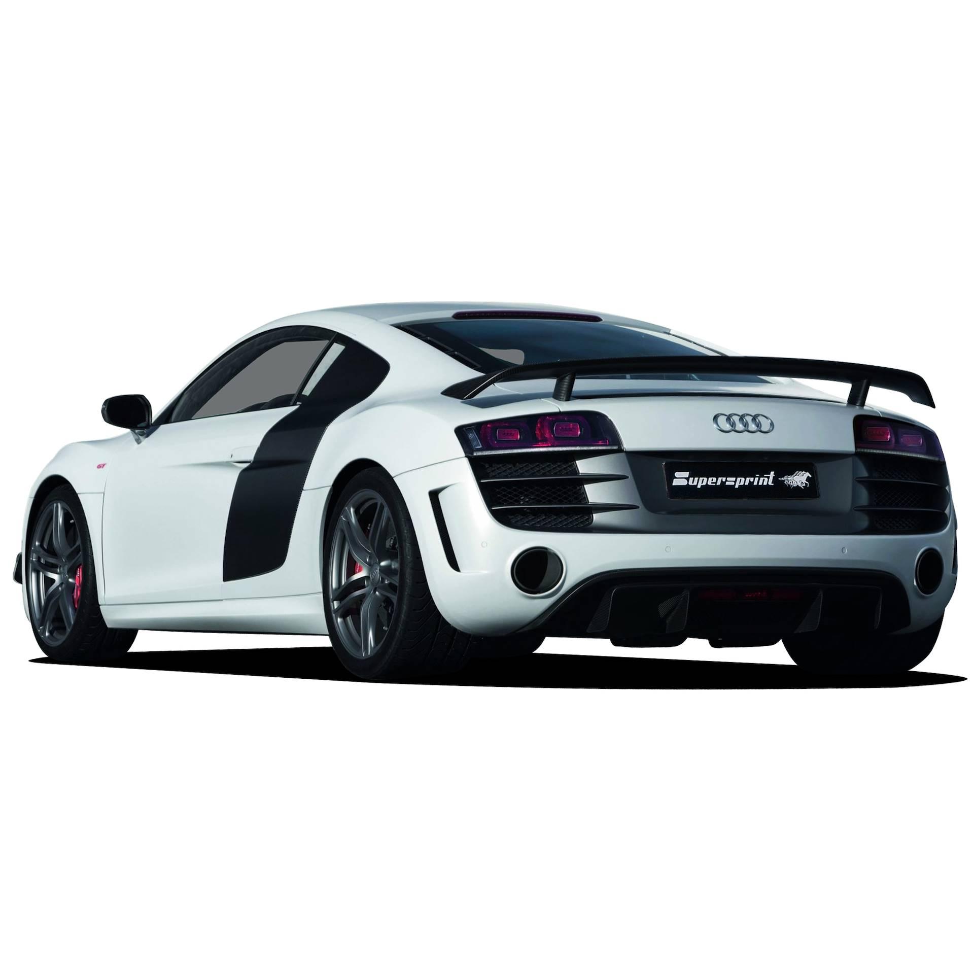 Performance Sport Exhaust For Audi R8 GT, AUDI R8 GT Coupè