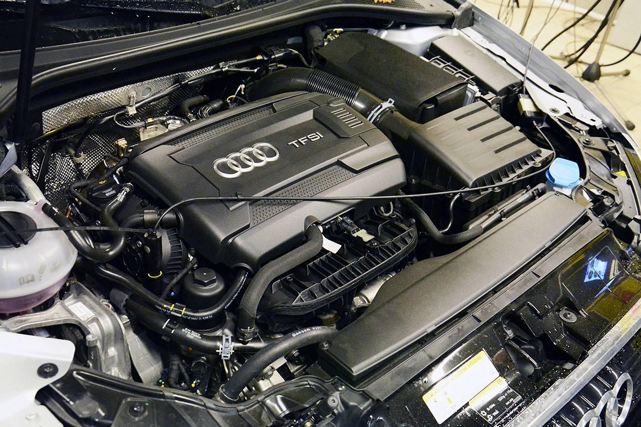 Audi s3 sportback horsepower 9