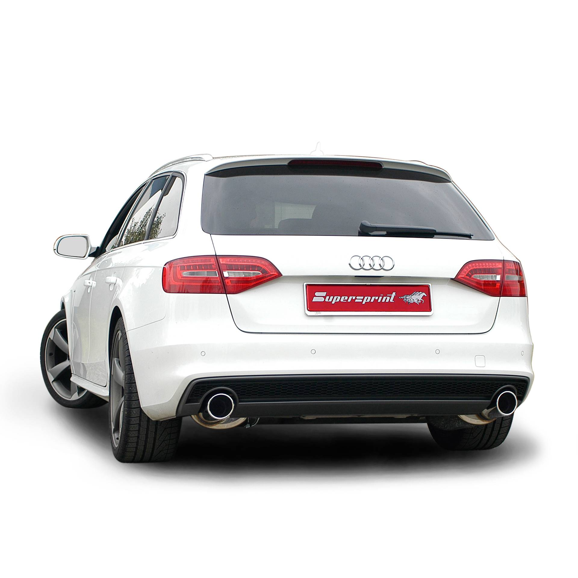 AUDI A4 B8 (Sedan + Avant) 2.0 TFSI (180 Hp
