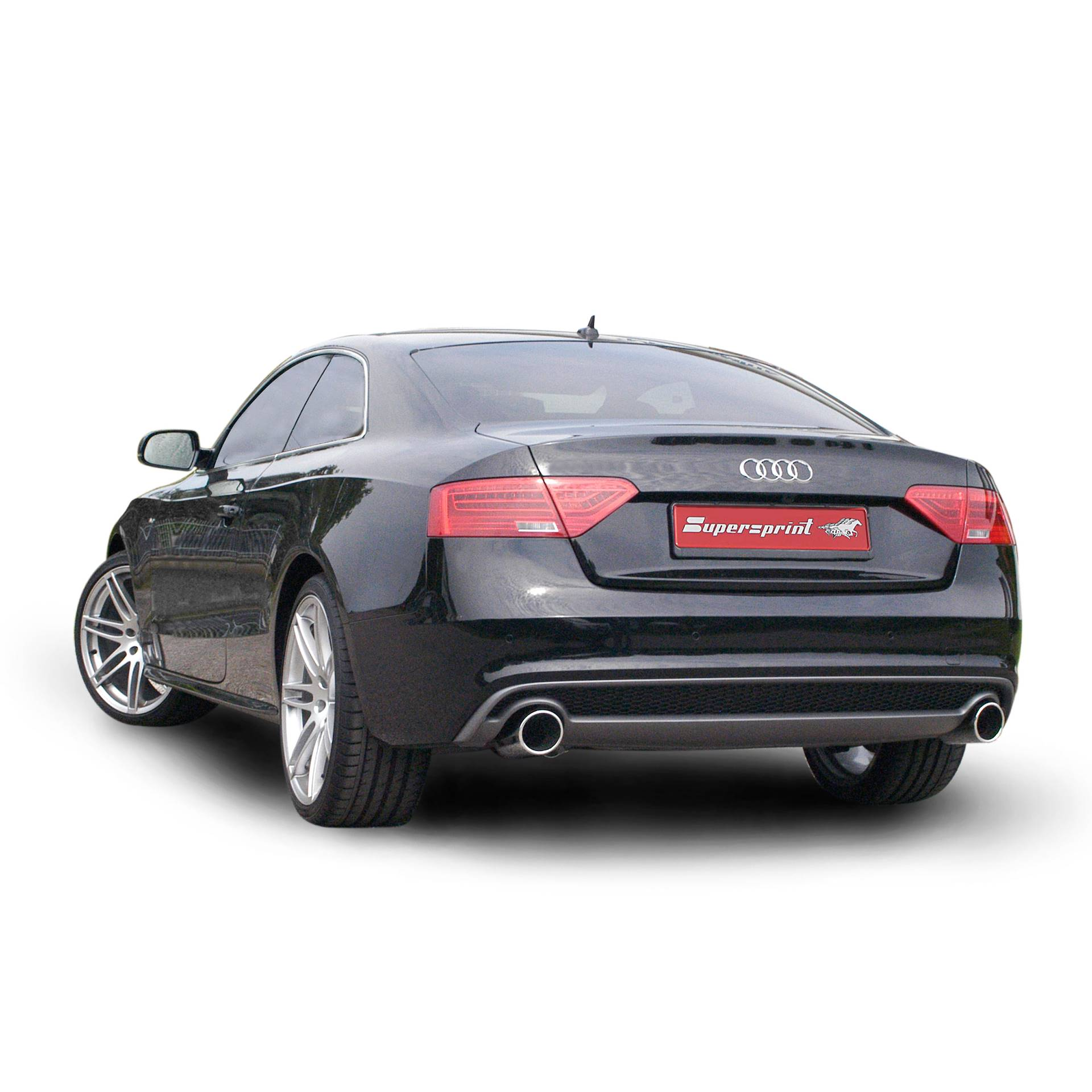Audi - AUDI A5 Coupè/Cabrio 2.0 TFSI (180 PS - 211 - 224 PS) '08 ->(Ø80mm)