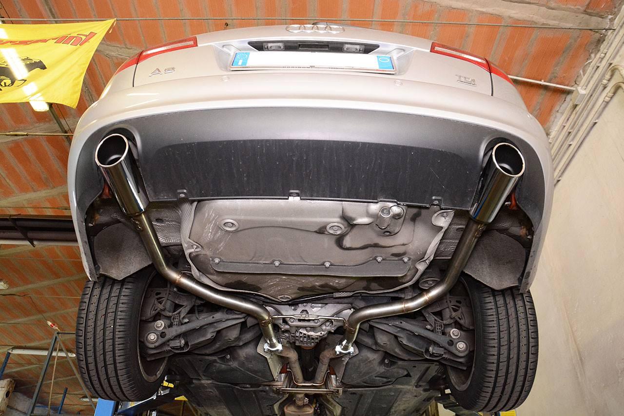 Audi A6 Quattro 4p Avant 3 0 Tdi V6 225 233 Ps