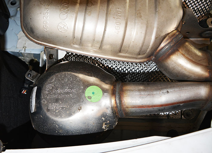 Audi A6 C7 4g Berline Break Quattro 3 0 Bitdi V6 313 Hp 2012