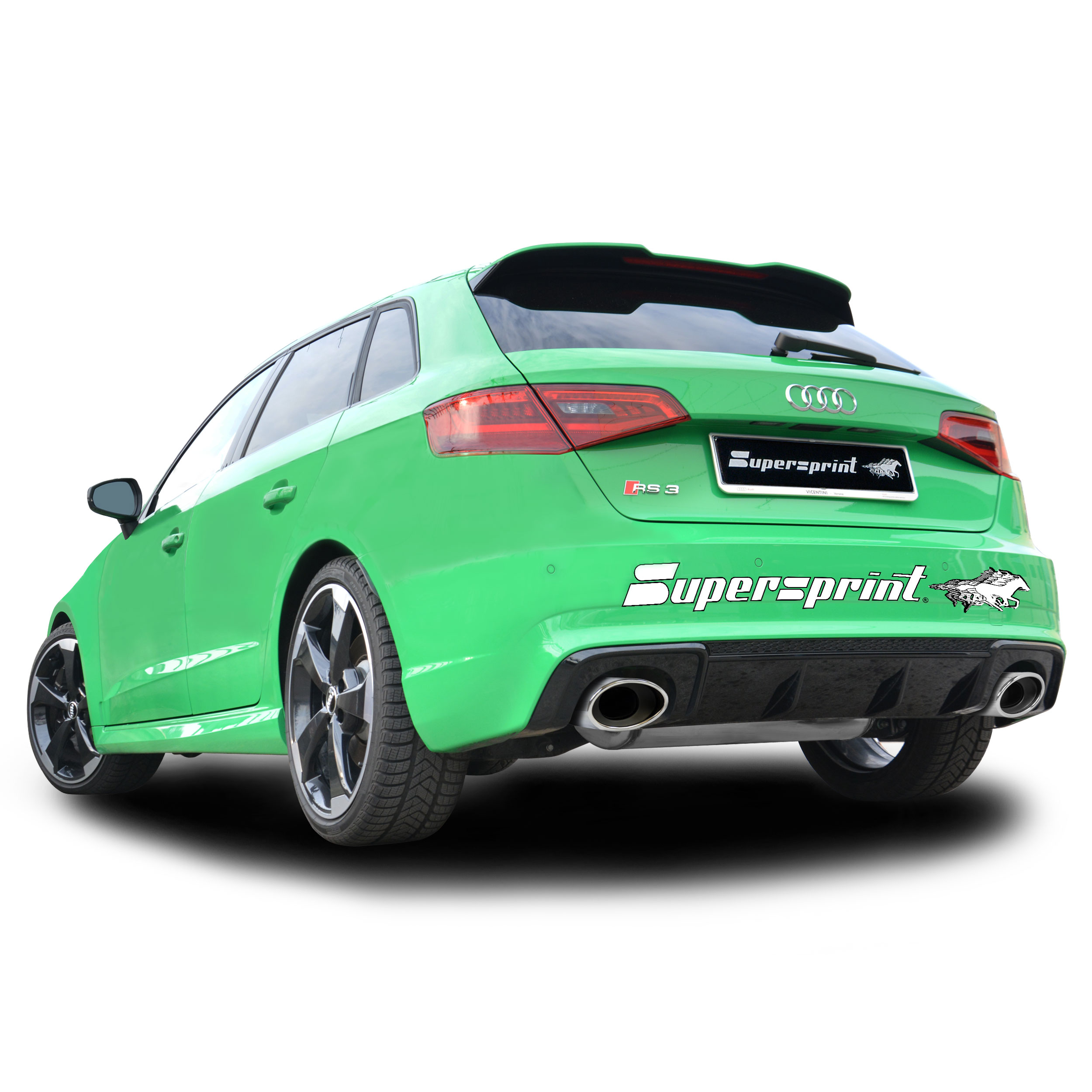 performance sport exhaust for audi rs3 8va audi rs3 8va sportback quattro 2 5 tfsi 367 hp. Black Bedroom Furniture Sets. Home Design Ideas