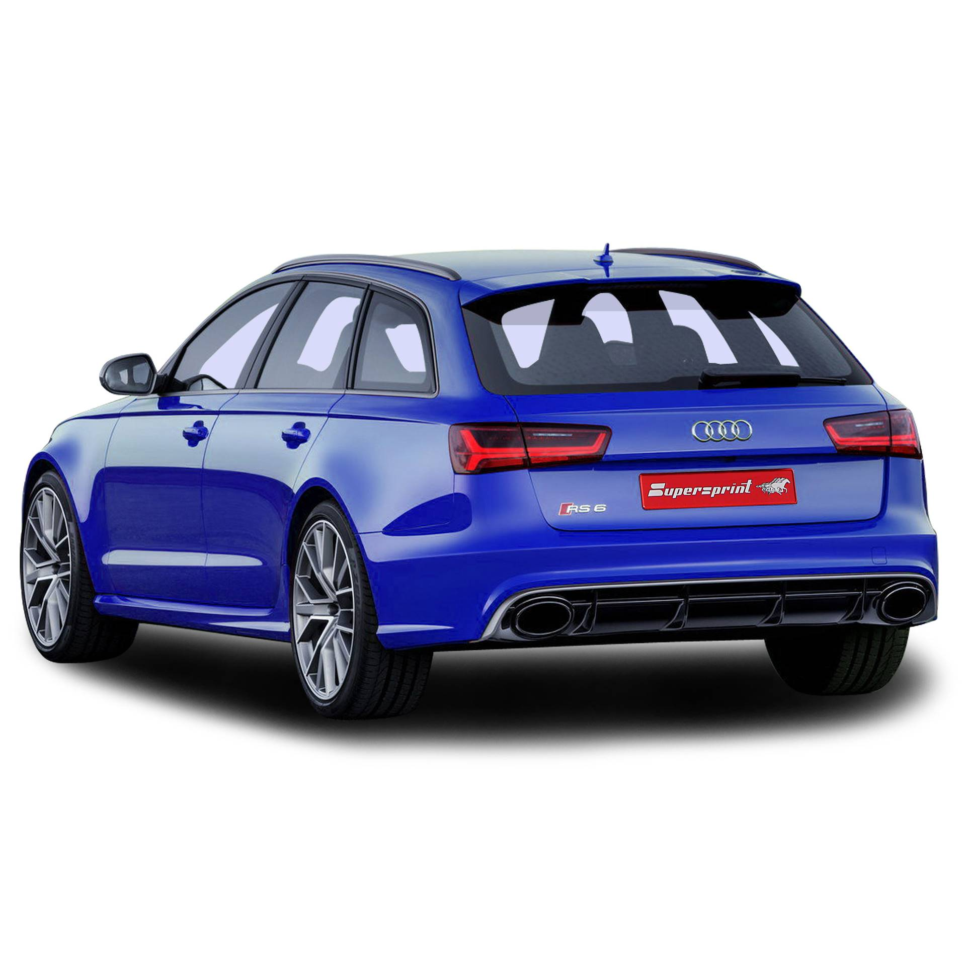 Audi  S / RS - AUDI RS6 C7 4G Performance Facelift (Limousine + Avant) 4.0 TFSi (605 PS)  2015 ->