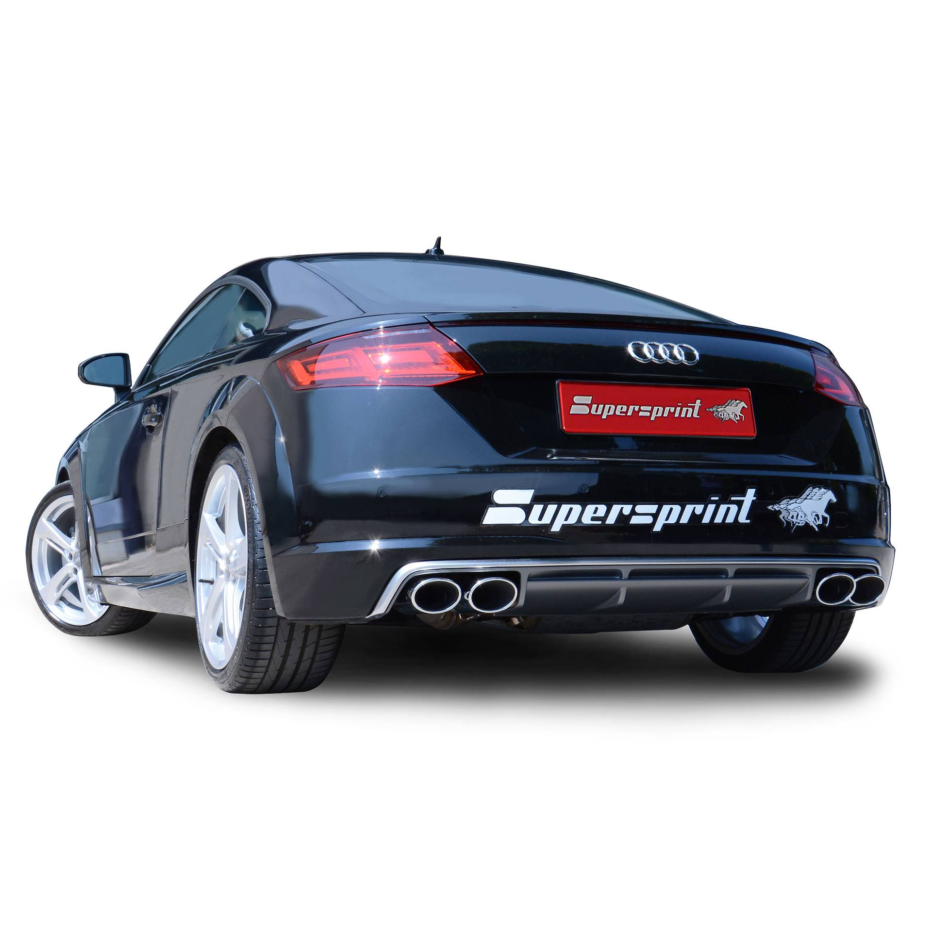 new sport exhaust for audi tt mk3 2 0 tfsi 2015 july 13. Black Bedroom Furniture Sets. Home Design Ideas