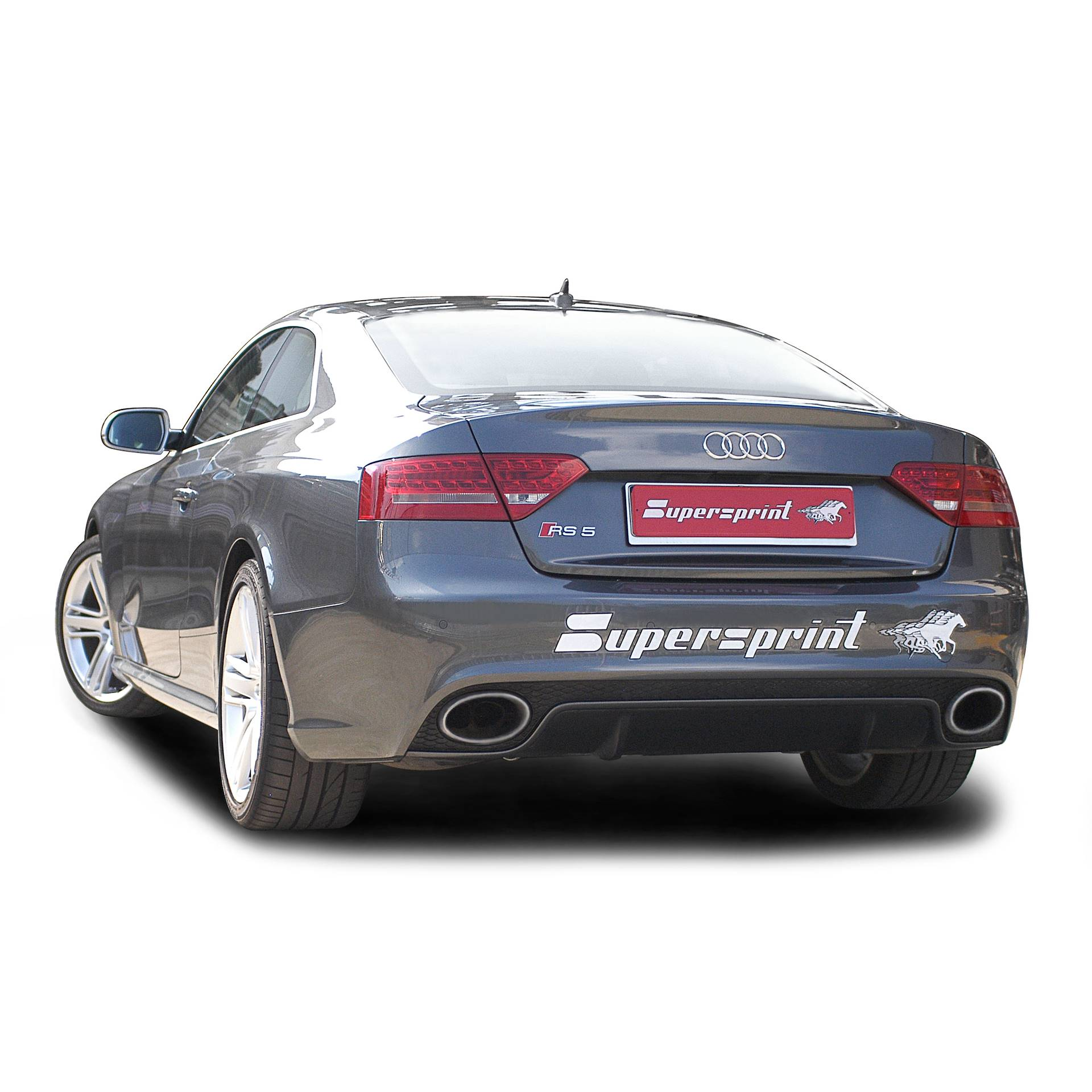 Audi S / RS - AUDI A5 RS5 Coupè 4.2i V8 (450 Hp) 2010 ->