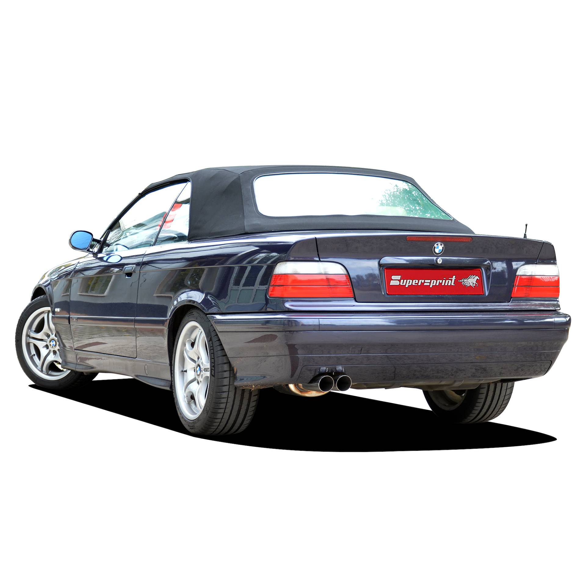 performance sport exhaust for 328i e36 bmw e36 328i 24v. Black Bedroom Furniture Sets. Home Design Ideas