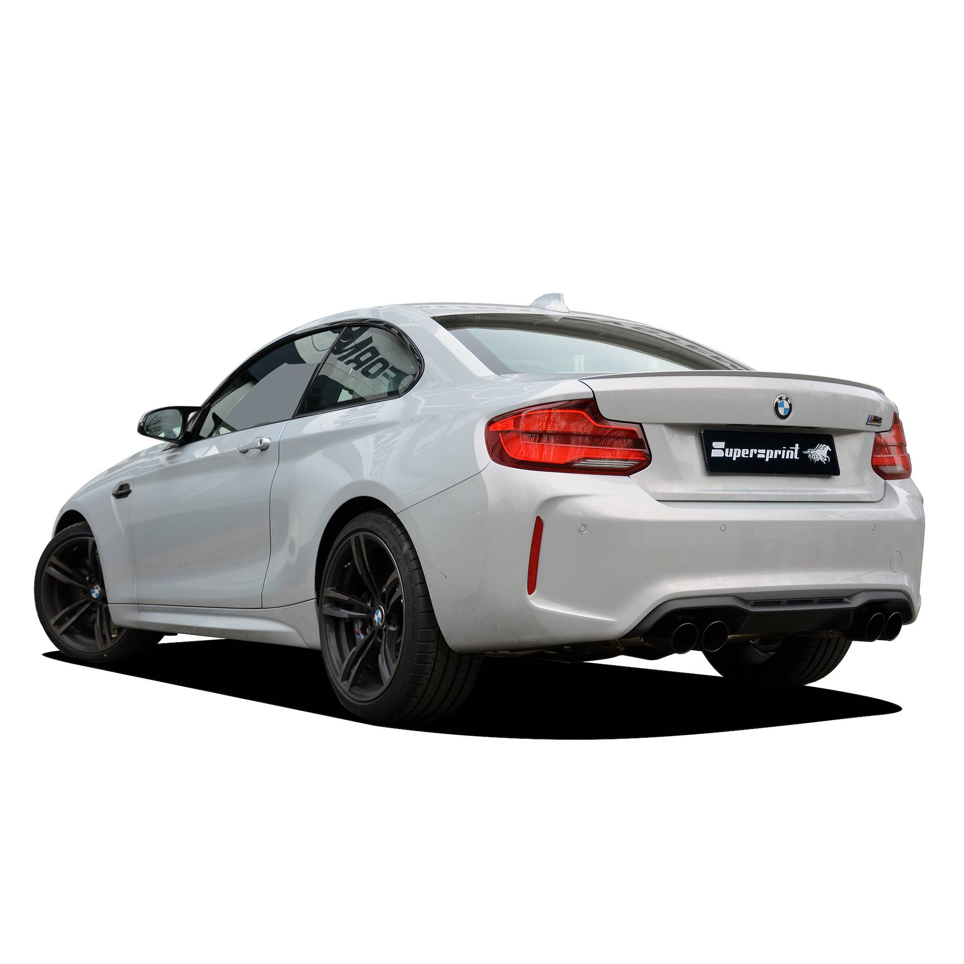 BMW F87 M2 Competition (410 Hp - models with OPF) 2018 -> (с клапаном)