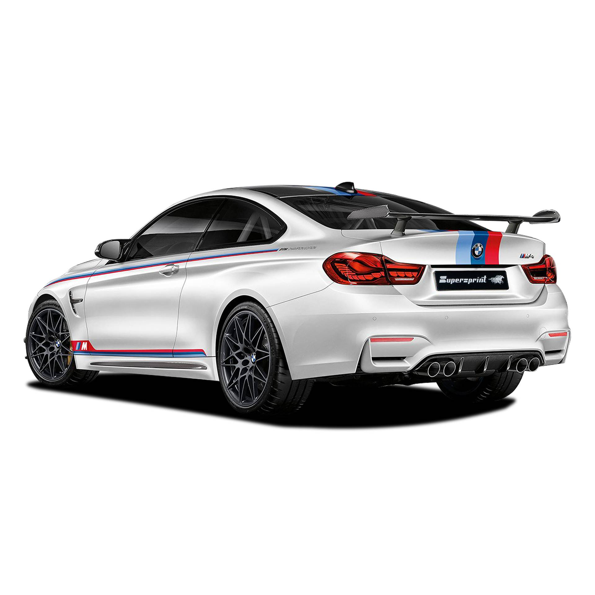 Performance Sport Exhaust For BMW F82 M4 DTM Champion