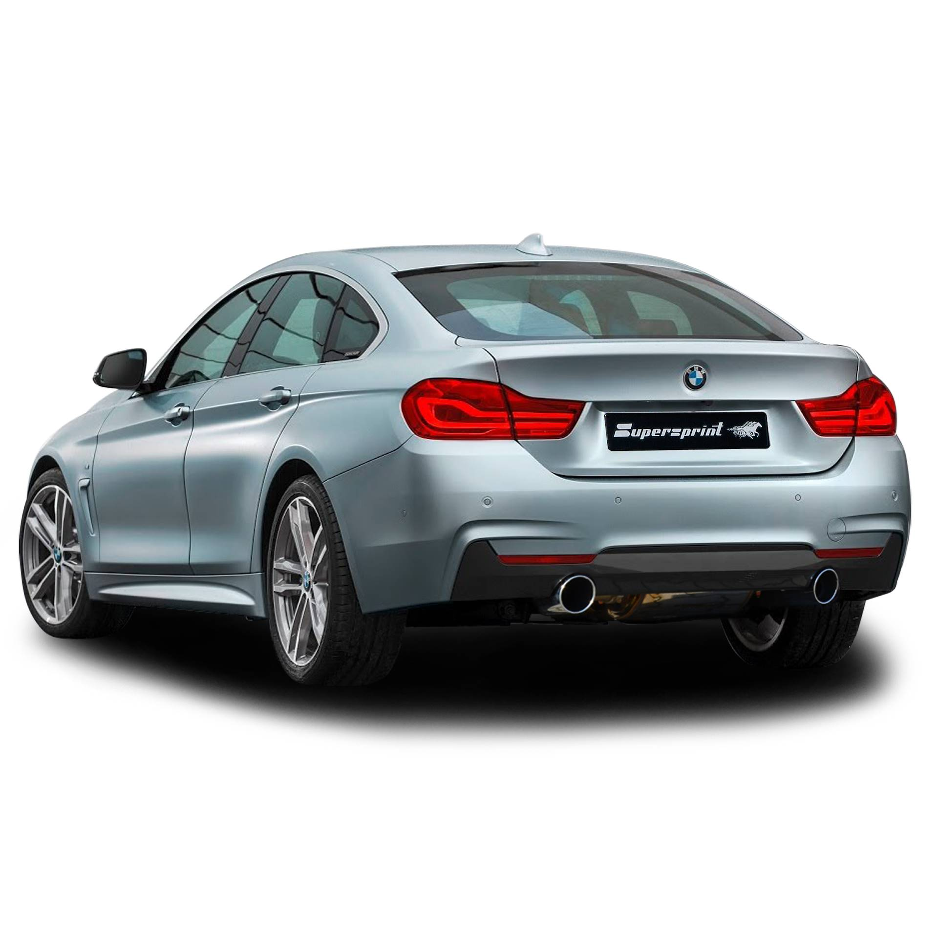 BMW - BMW F36 LCI Gran Coupè 418i (3 Zyl./ B38 -136 PS) 2016 ->