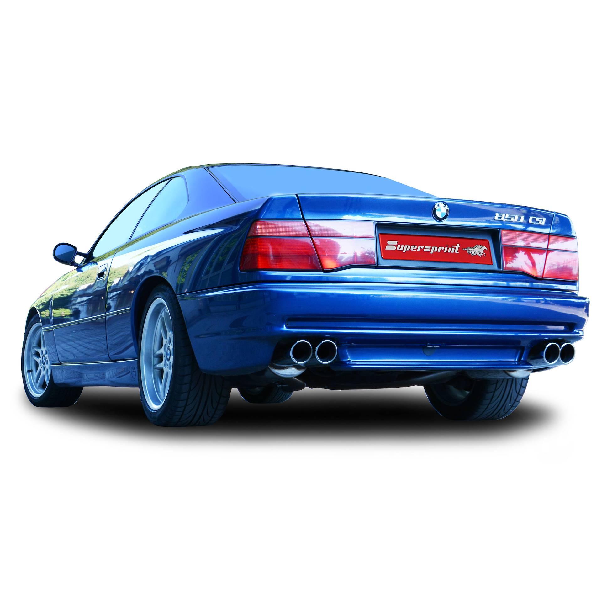 Bmw E31 850i V12 Mot M70 90 Gt 10 94 Bmw Classic