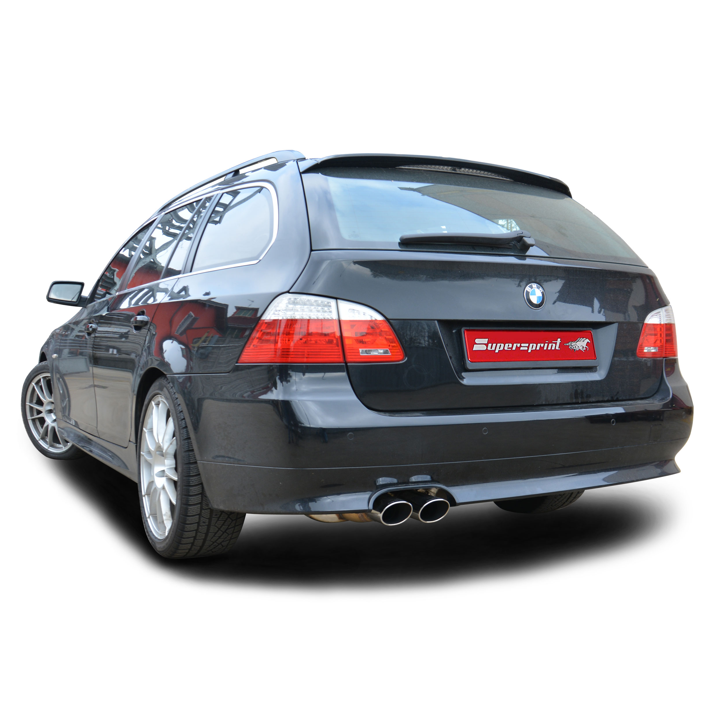 Alpina BMW - ALPINA B5 S (E60 - E61)(Sedan - Touring) 4.4i V8 (530 Hp) 2007 -> 2010