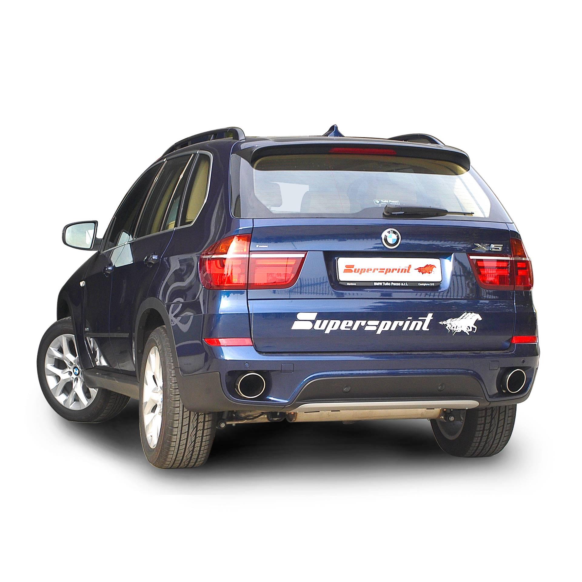 BMW E70 X5 LCI 40iX (N55 Engine) 2012 -> 2013, BMW
