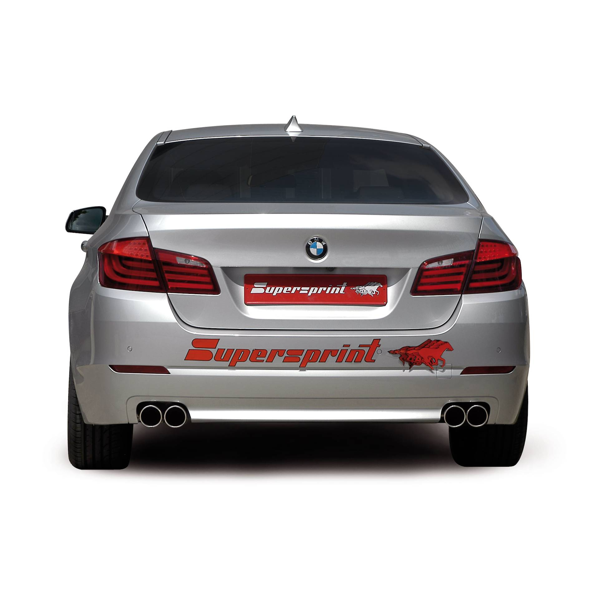BMW - BMW F10 / F11 523i (N52N/N53 Engine-6 cyl.- 203 Hp) '09 -> '11