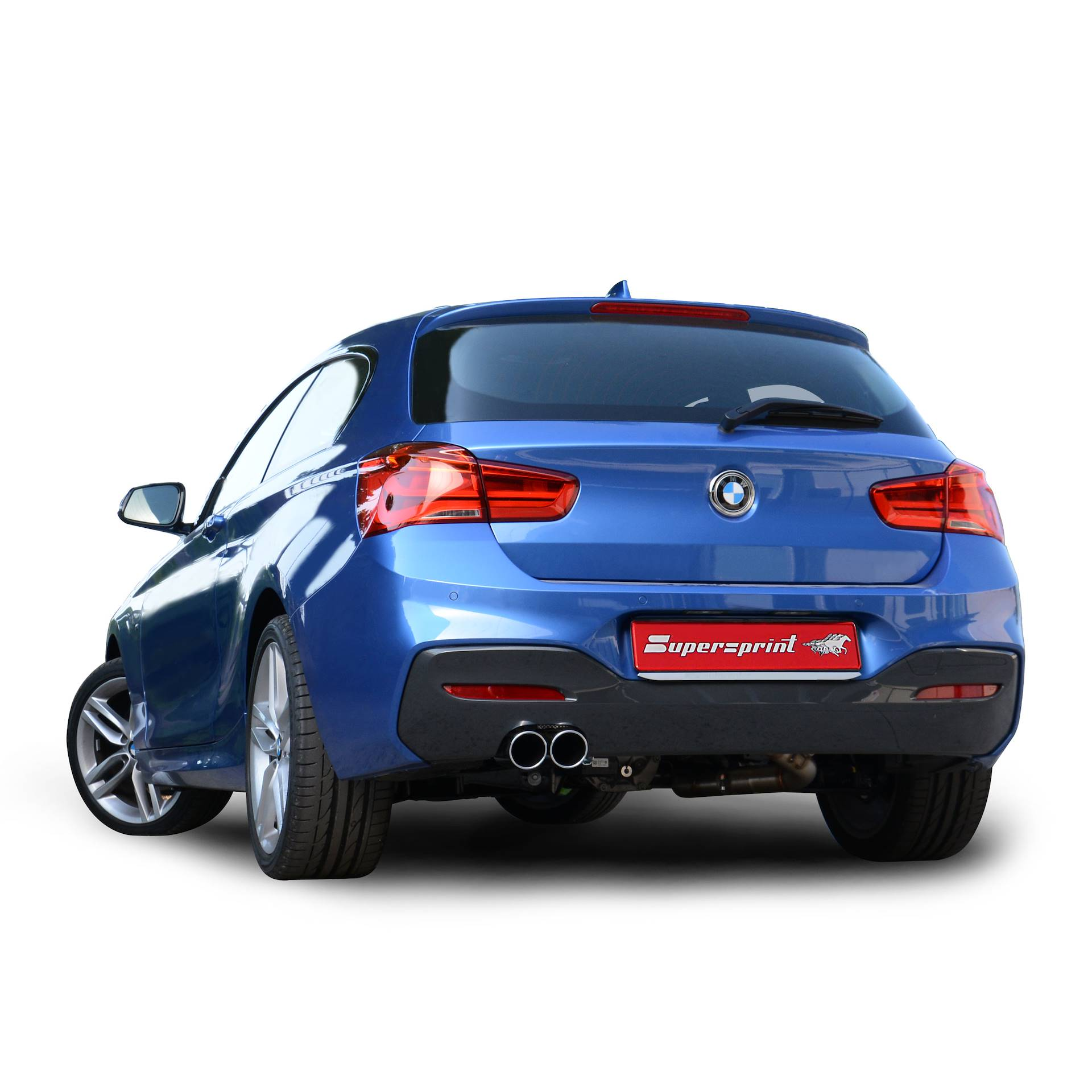Bmw 120i: Supersprint Rear Pipe For BMW 120d F20, Homemade Videos