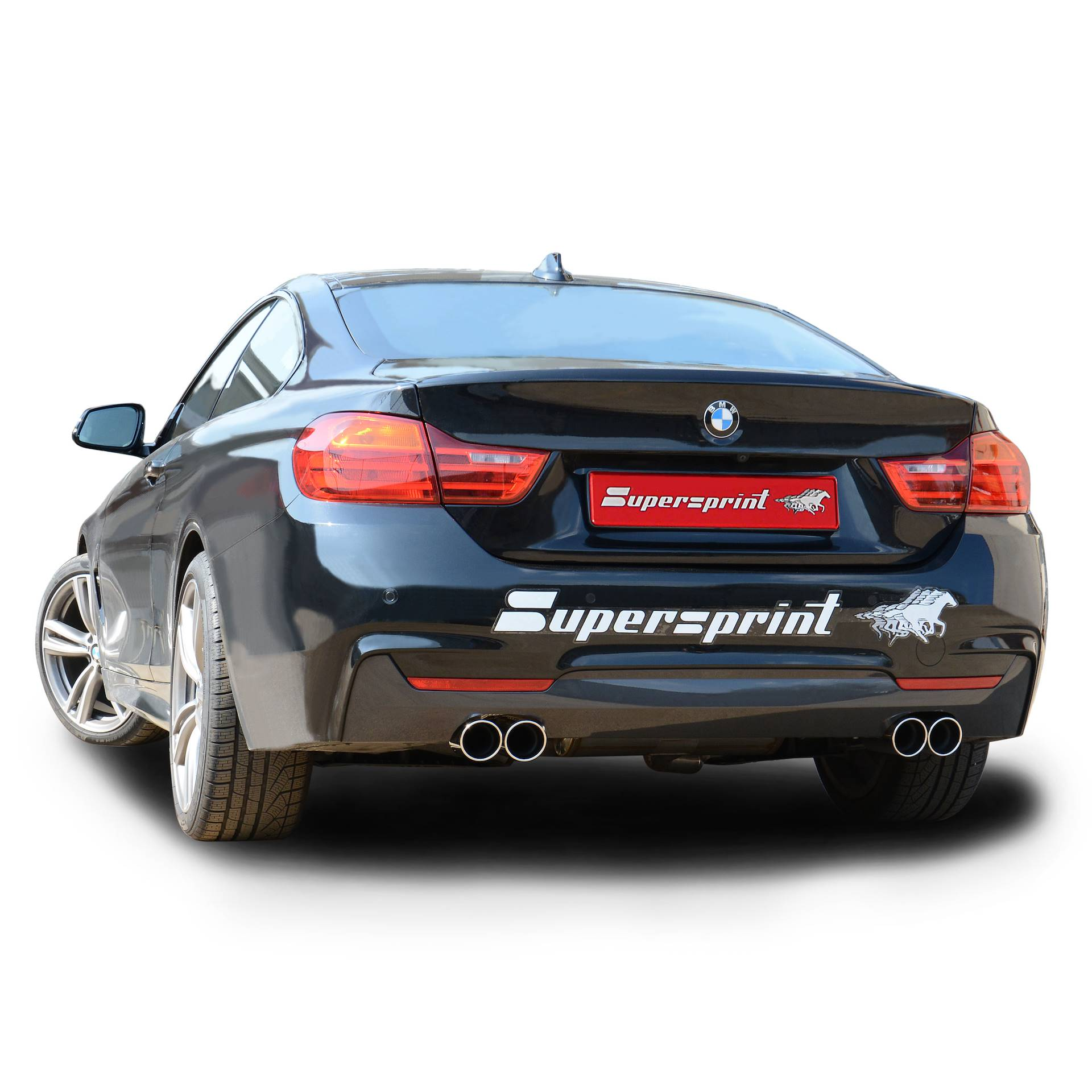 BMW - BMW F32 Coupè 435iX (304 Hp/306 Hp) 2013 -> 2016