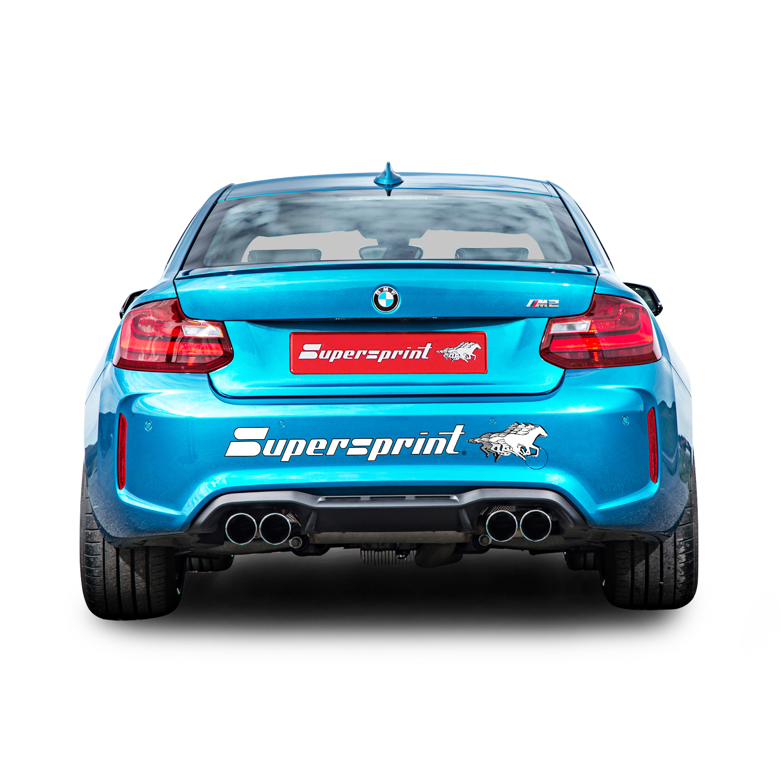 BMW M - BMW F87 M2 Coupè (370 Hp) 2016 ->