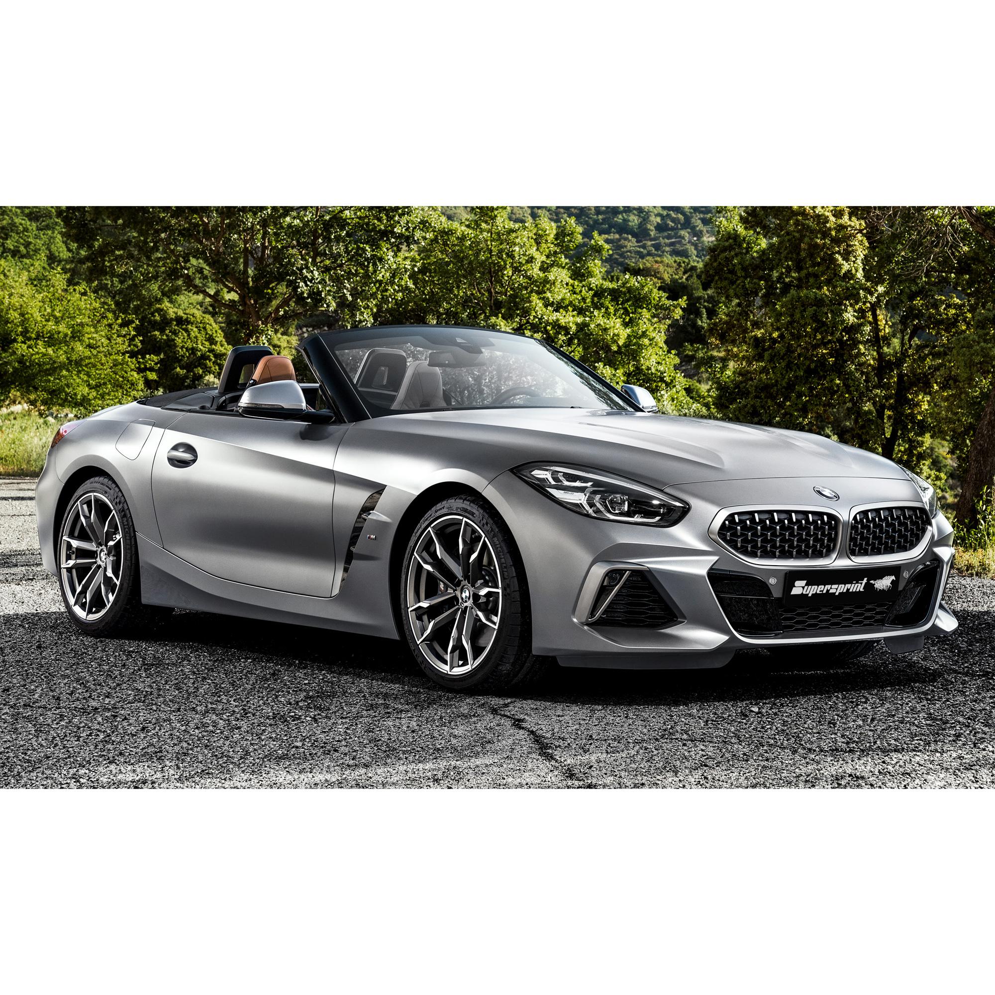 Supersprint udstødning til BMW G29 M40i