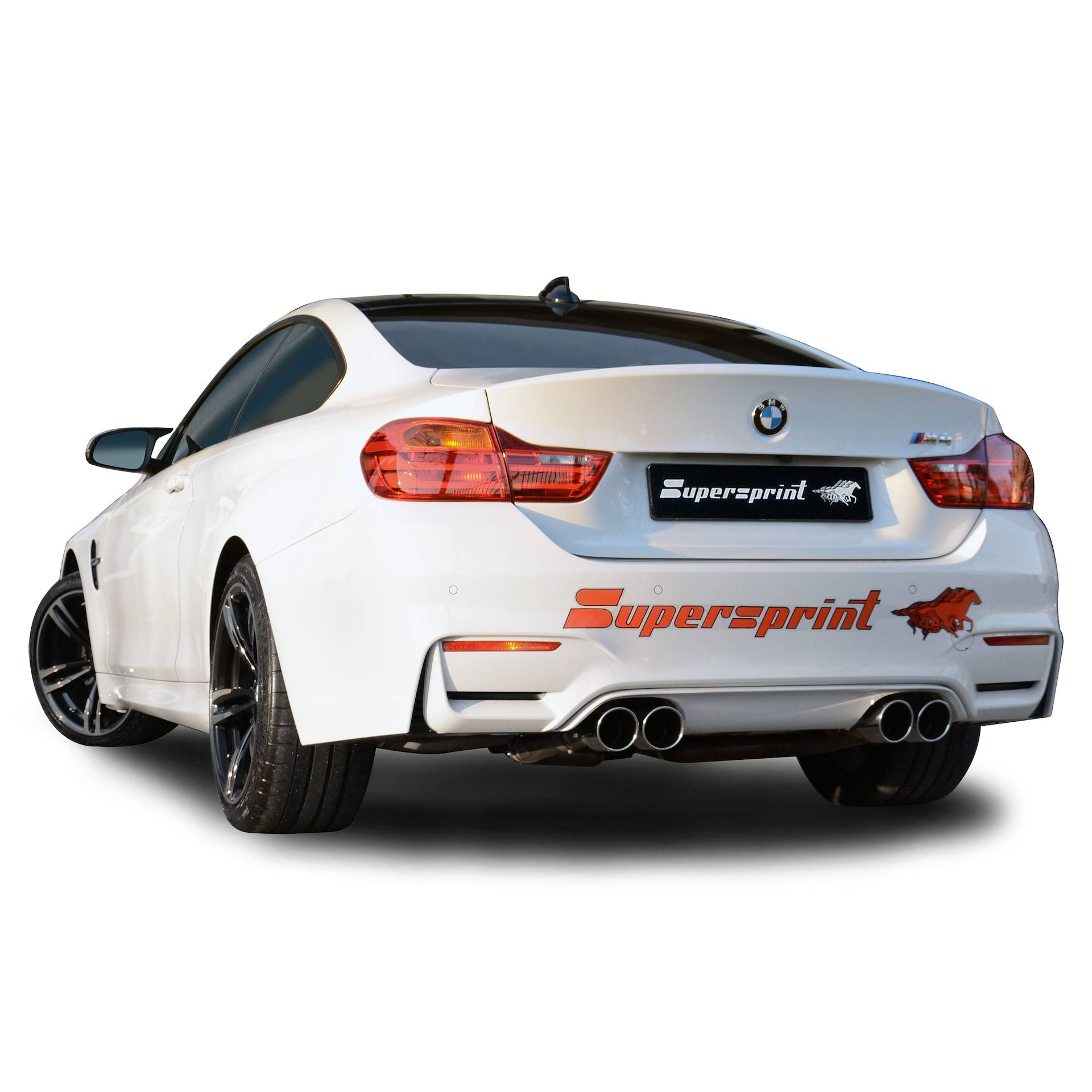 BMW F82 M4 Coupè (431 Hp) 2013 ->