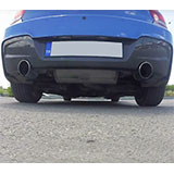 Supersprint exhaust system for BMW 118i F20