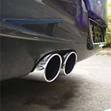Supersprint rear pipe for BMW 120d F20