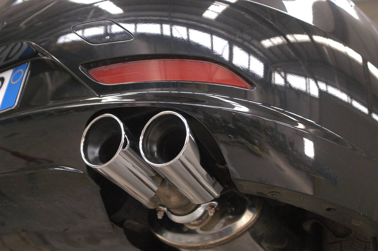 Rear Exhaust Right Oo80 For Z4 20i Sdrive20i Rear