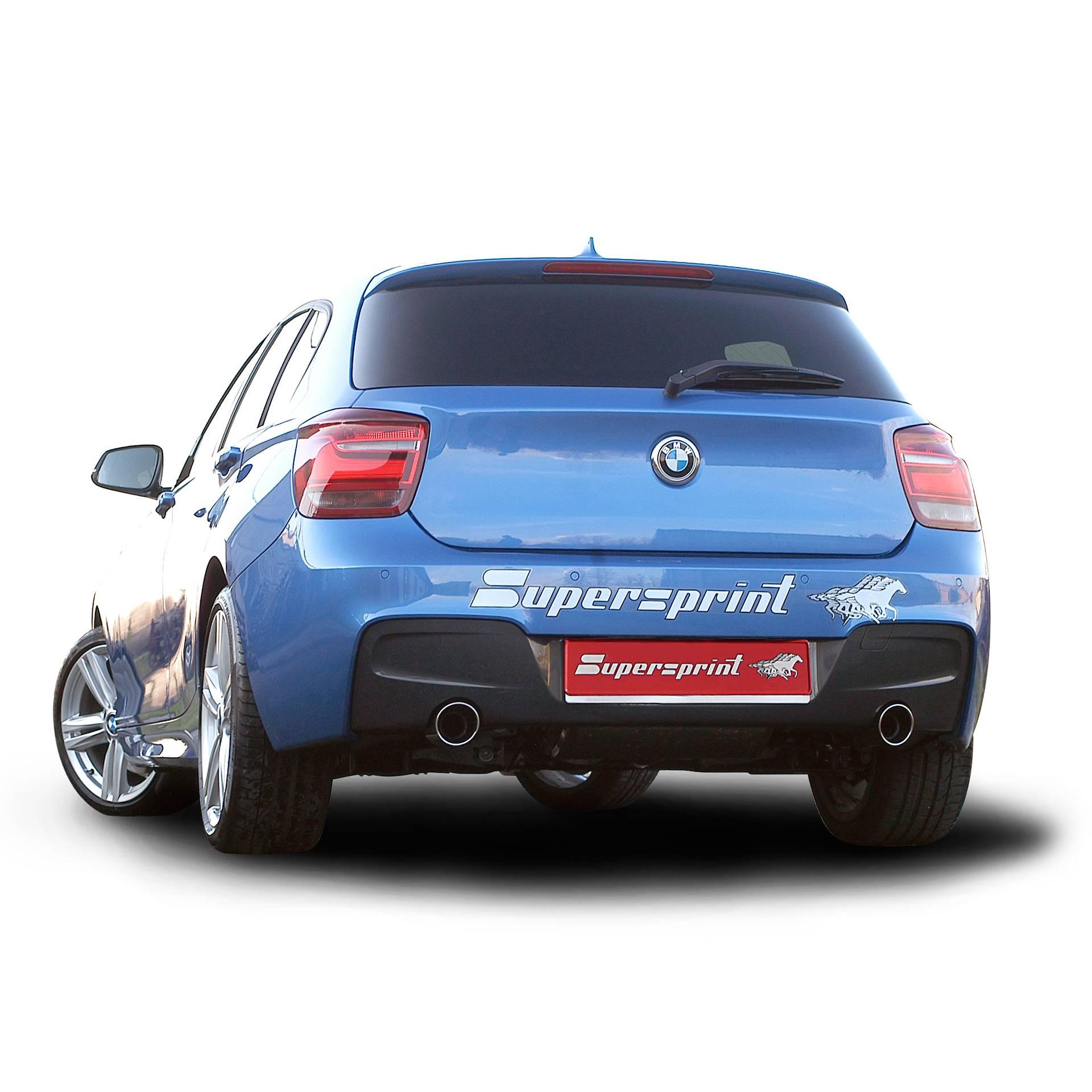 BMW F20 / F21 118d (N47N Engine - 143 Hp) 2012 -> 2015