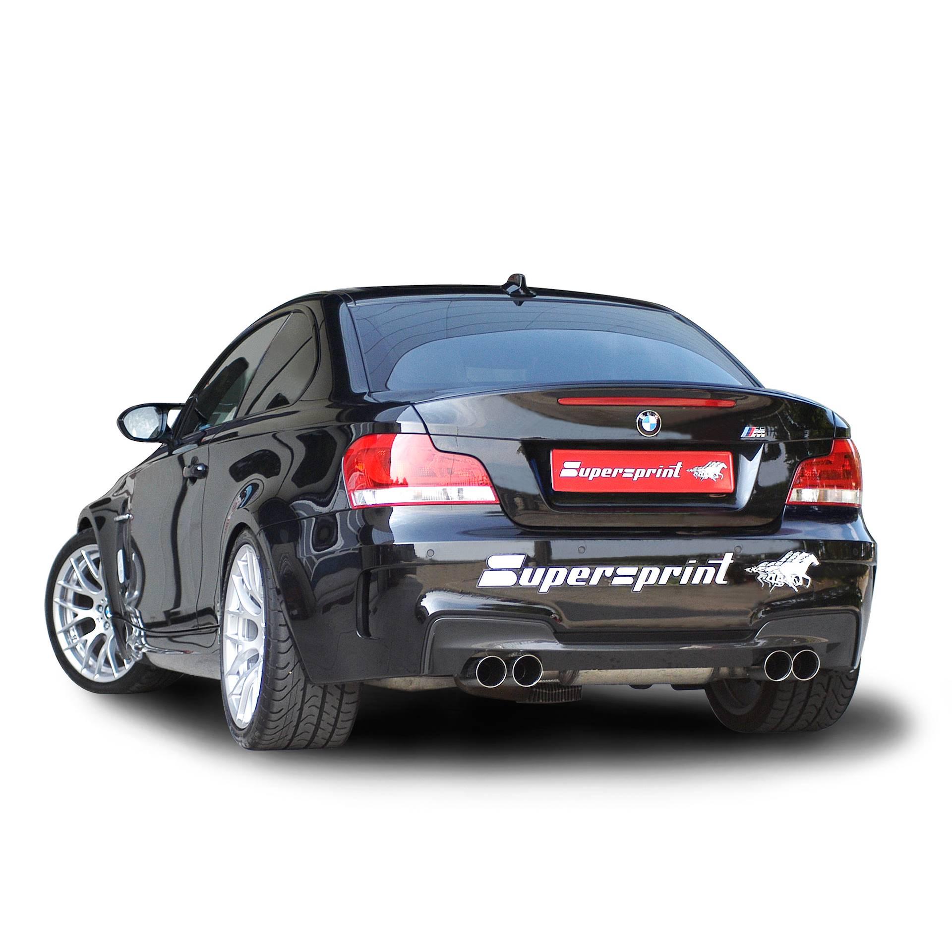 Bmw Zed 1: BMW E82 1er M Coupé (340 PS) 2011 ->, BMW M, Abgassysteme