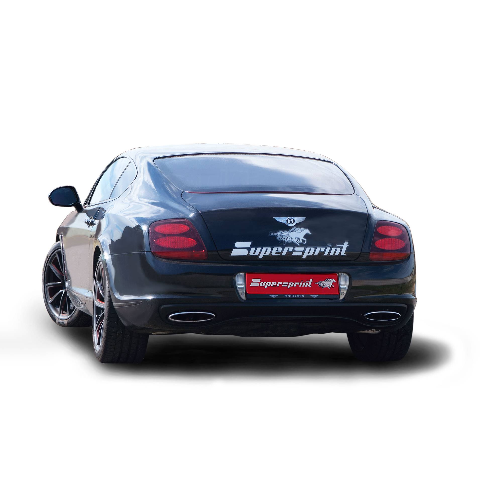 Bentley - BENTLEY CONTINENTAL SUPERSPORTS 6.0i W12 Bi-Turbo (630 Hp) '09 ->