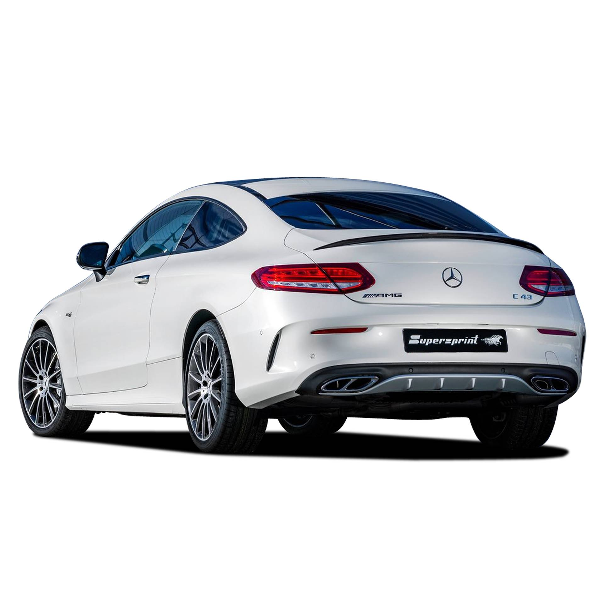 2019 Mercedes Amg C43: Performance Sport Exhaust For MERCEDES C205 C43 AMG