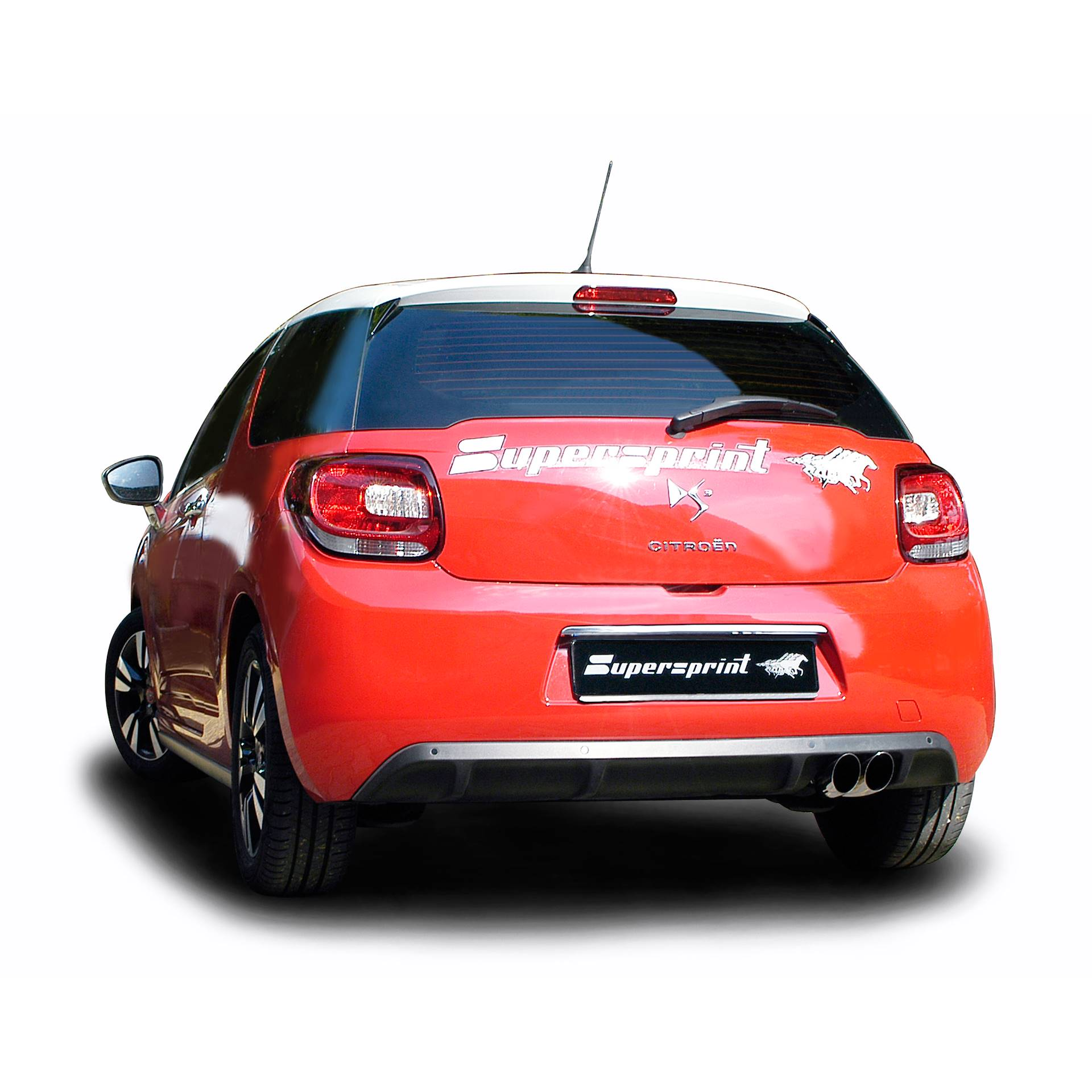 CITROËN DS3 VTi 1.6i 16v (120 Hp) 2010 ->