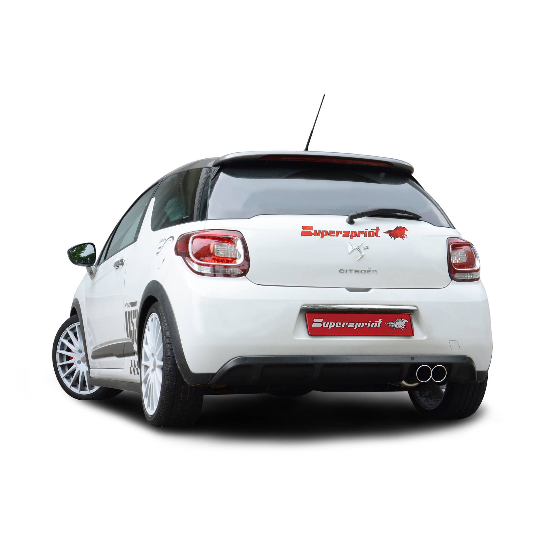 CITROËN DS3 RACING THP 1.6i 16v (207 Hp) 2011 -> 2015