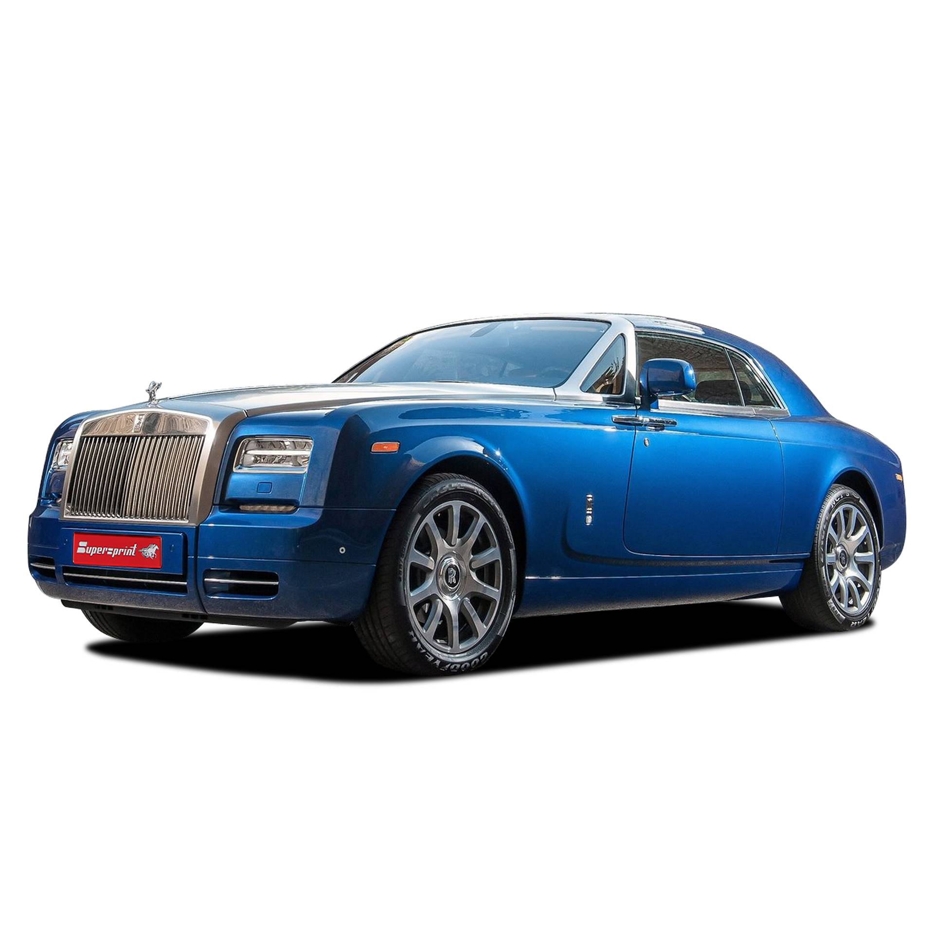 ROLLS ROYCE Phantom Coupè 6.7L V12 (460 CV) 2006 -> 2017