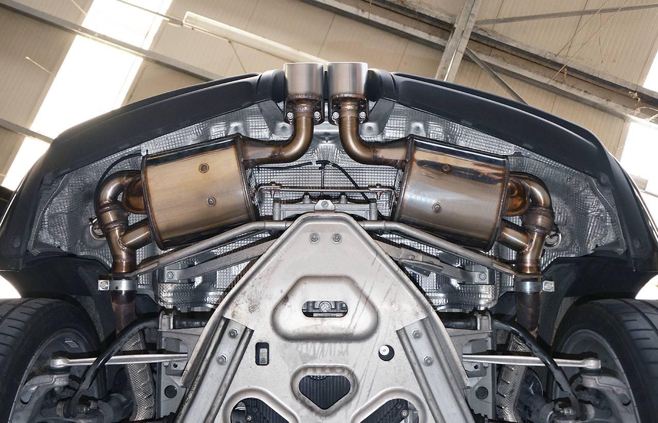 Land Rover Vs Jeep >> Neue Sportauspuff für Porsche 981 Boxster und Cayman, 2015 ...