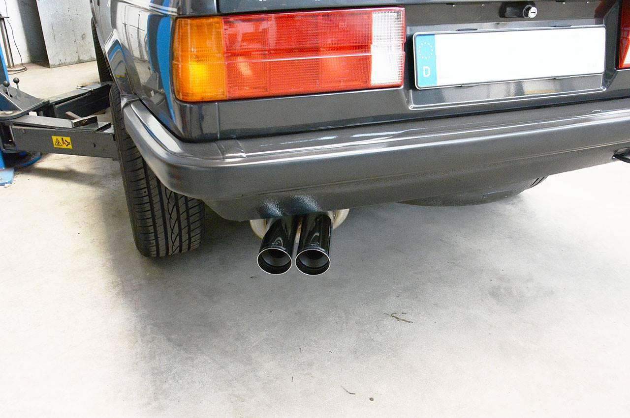 Performance Sport Exhaust For Bmw E30 320i Bmw E30 320i