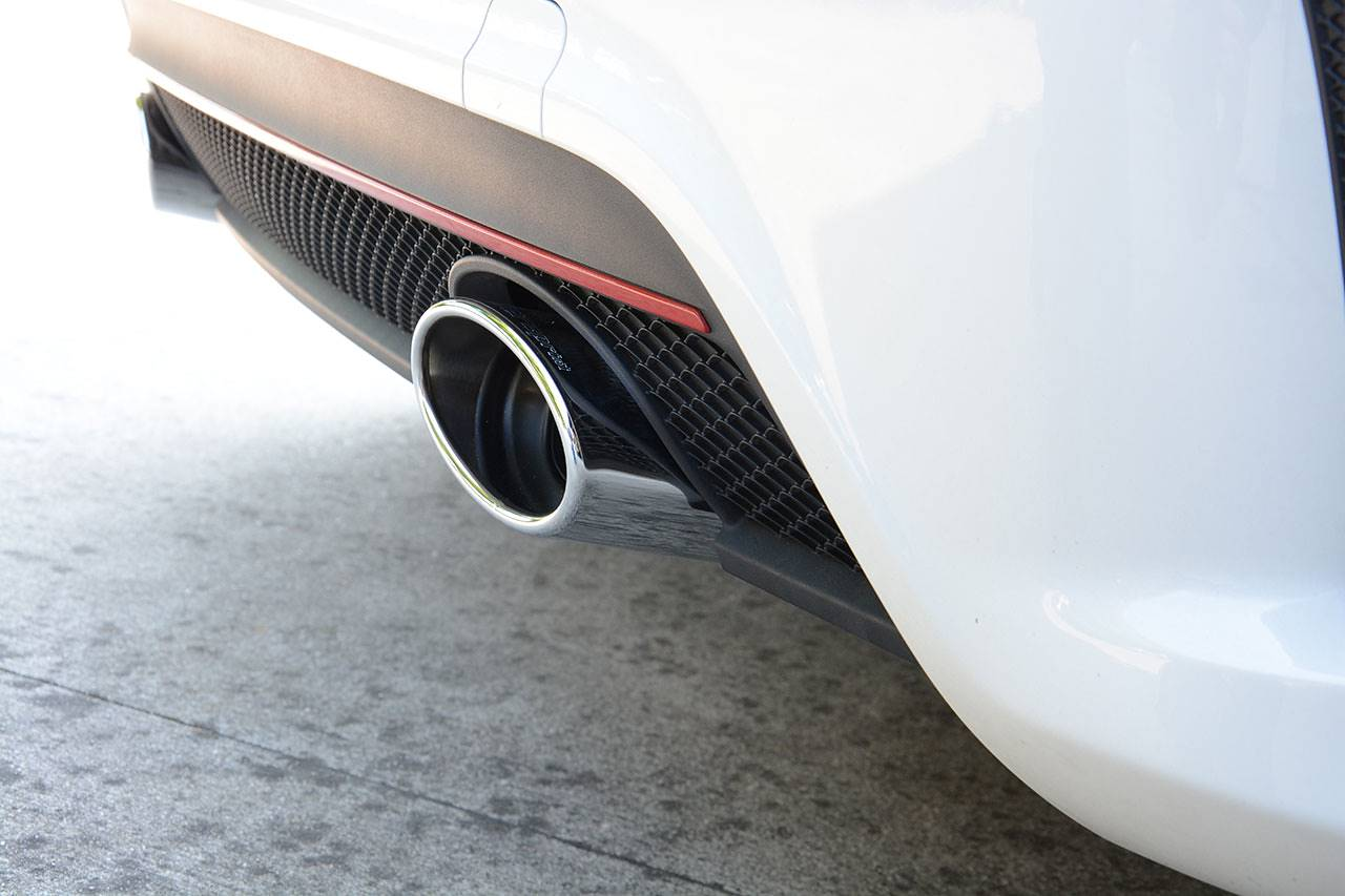 Sport exhaust Mercedes A250 W176 Supersprint cod. 722004 + 722015 145x95mm oval tips